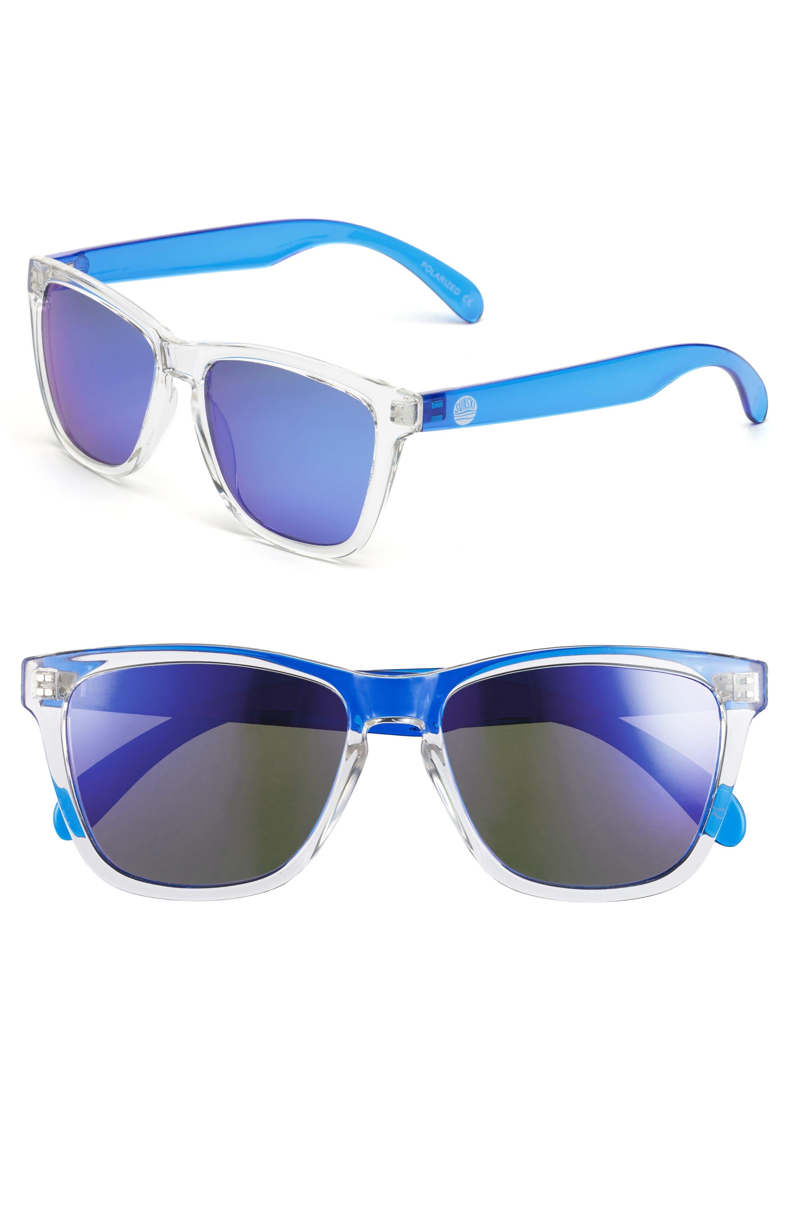 Sunski Original 53mm Polarized Sunglasses