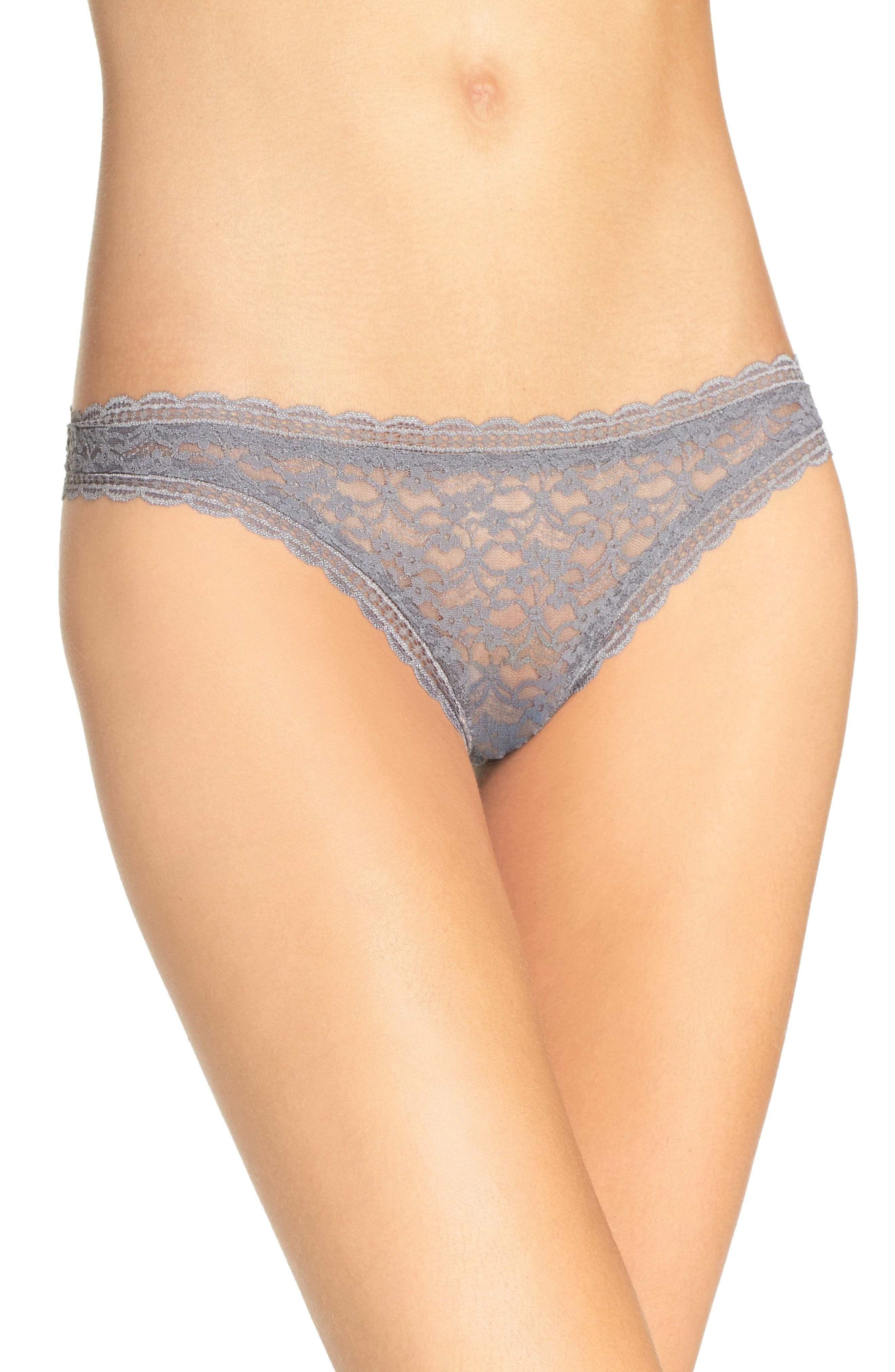 Free People Intimately FP Lace Tanga (3 for $33)