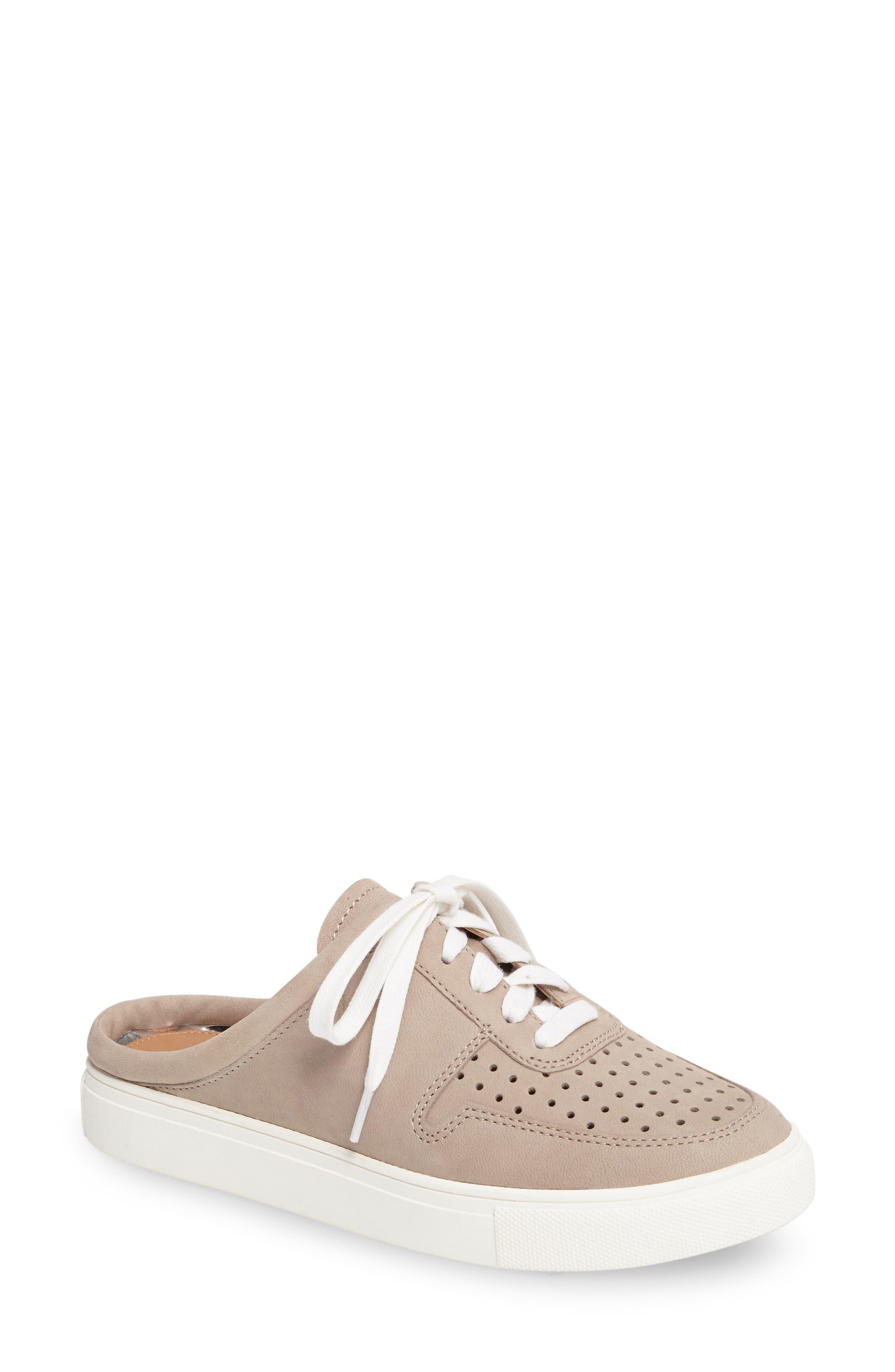 Linea Paolo Kacy Perforated Slide Sneaker (Women)