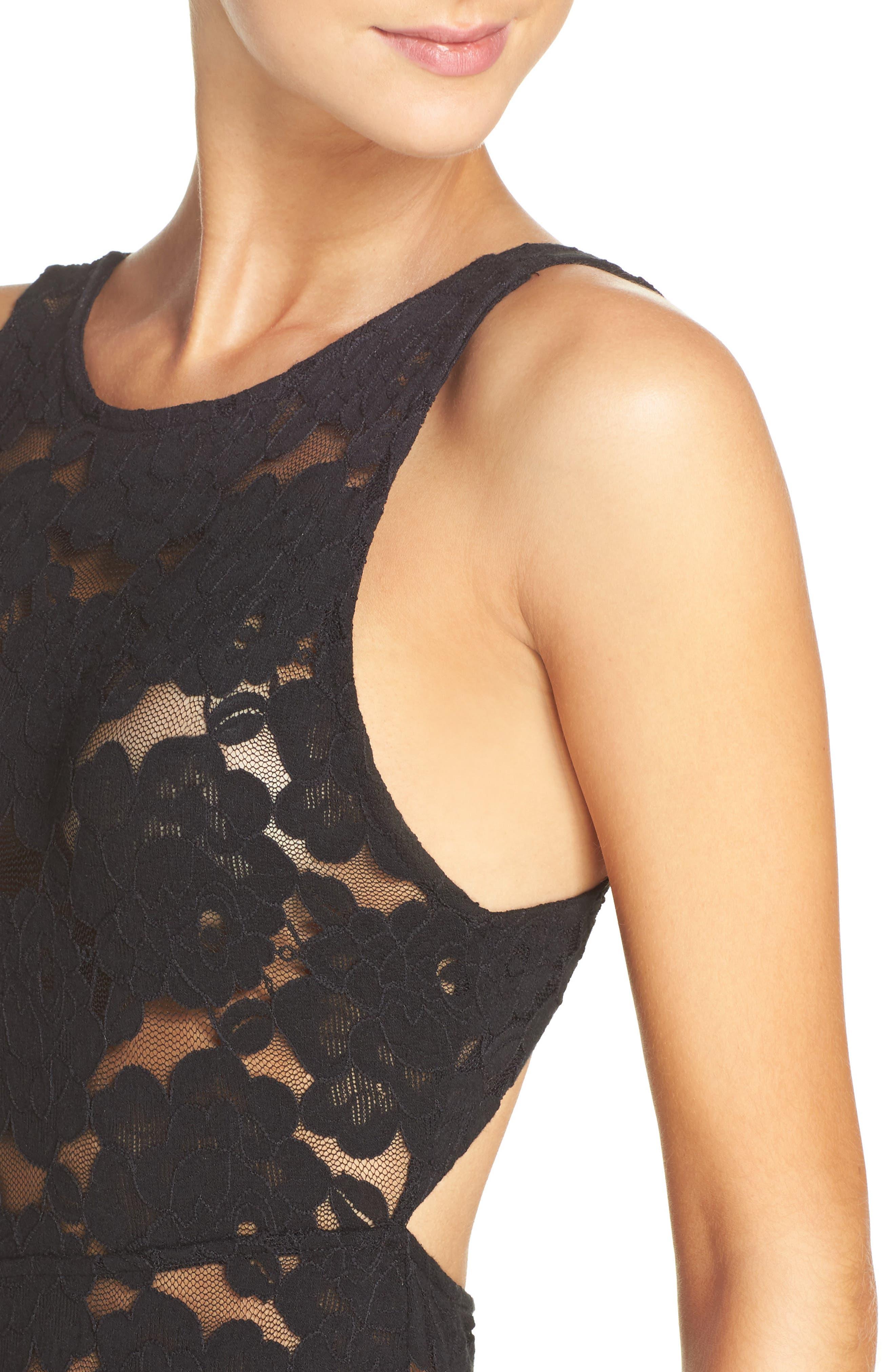 Alternate Image 4  - Free People Intimately FP Lovely Lace Bodysuit