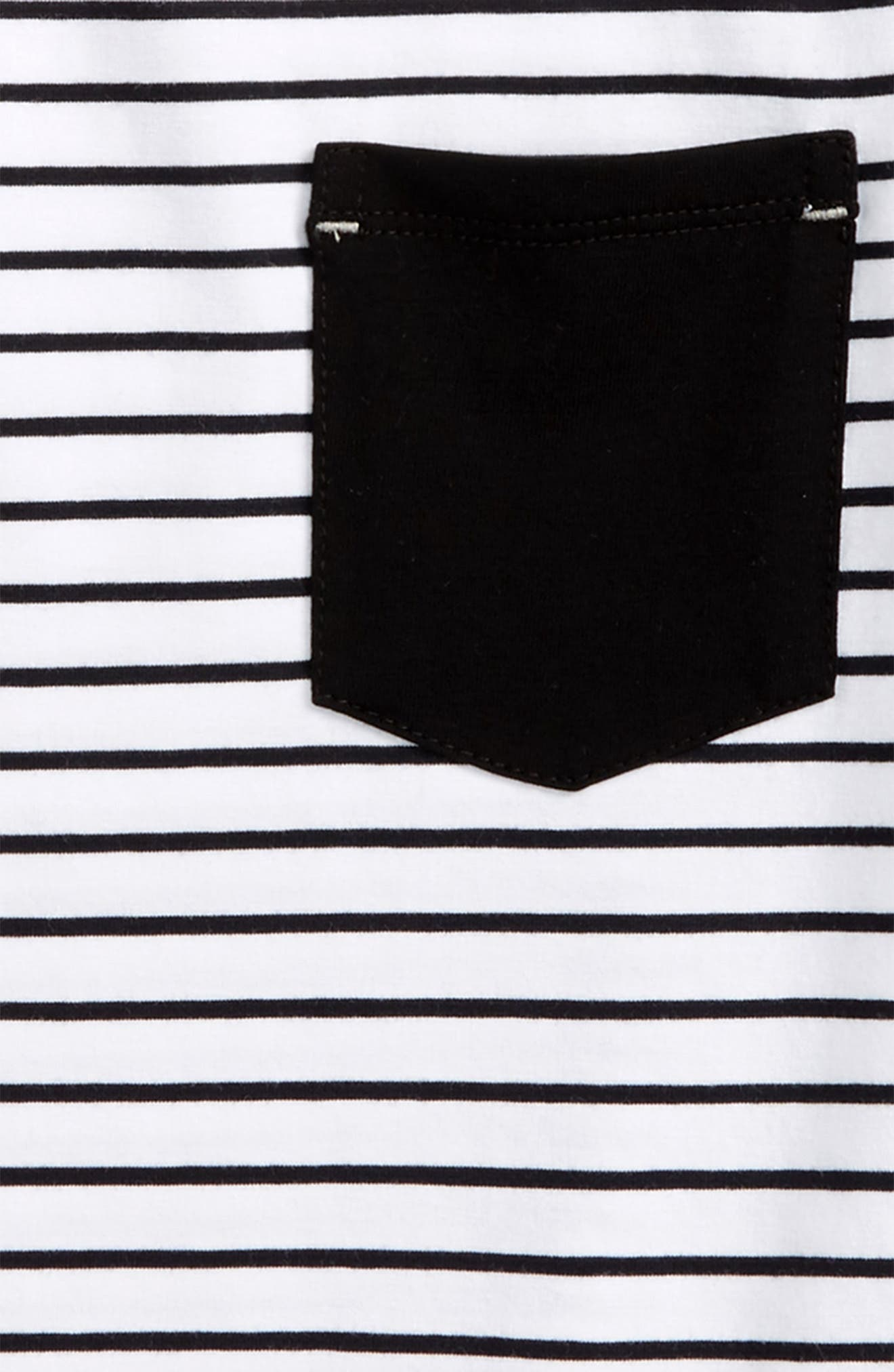 Alternate Image 2  - Bardot Junior Stripe T-Shirt (Toddler Boys & Little Boys)