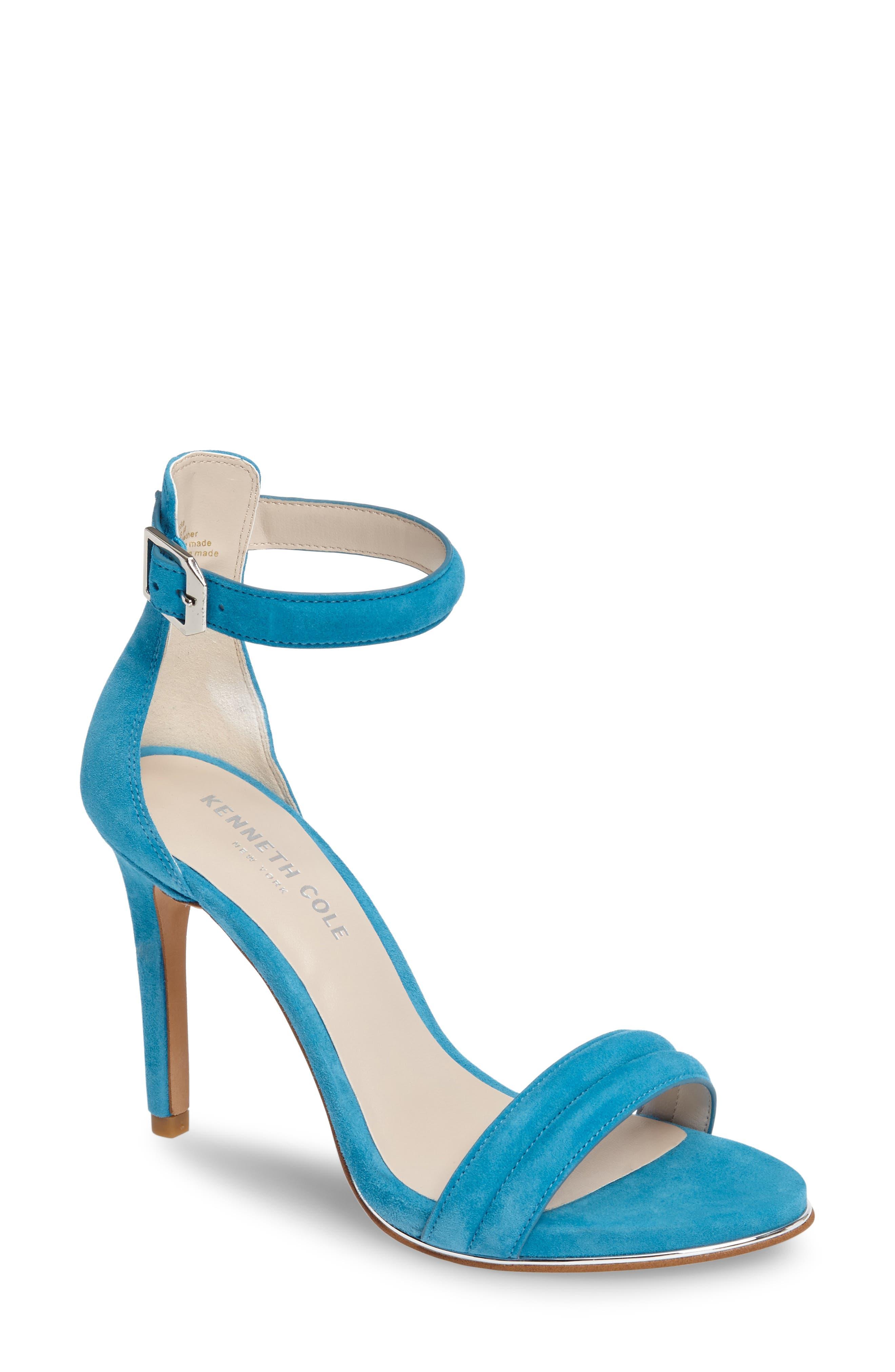 Alternate Image 1 Selected - Kenneth Cole New York 'Brooke' Ankle Strap Sandal (Women)
