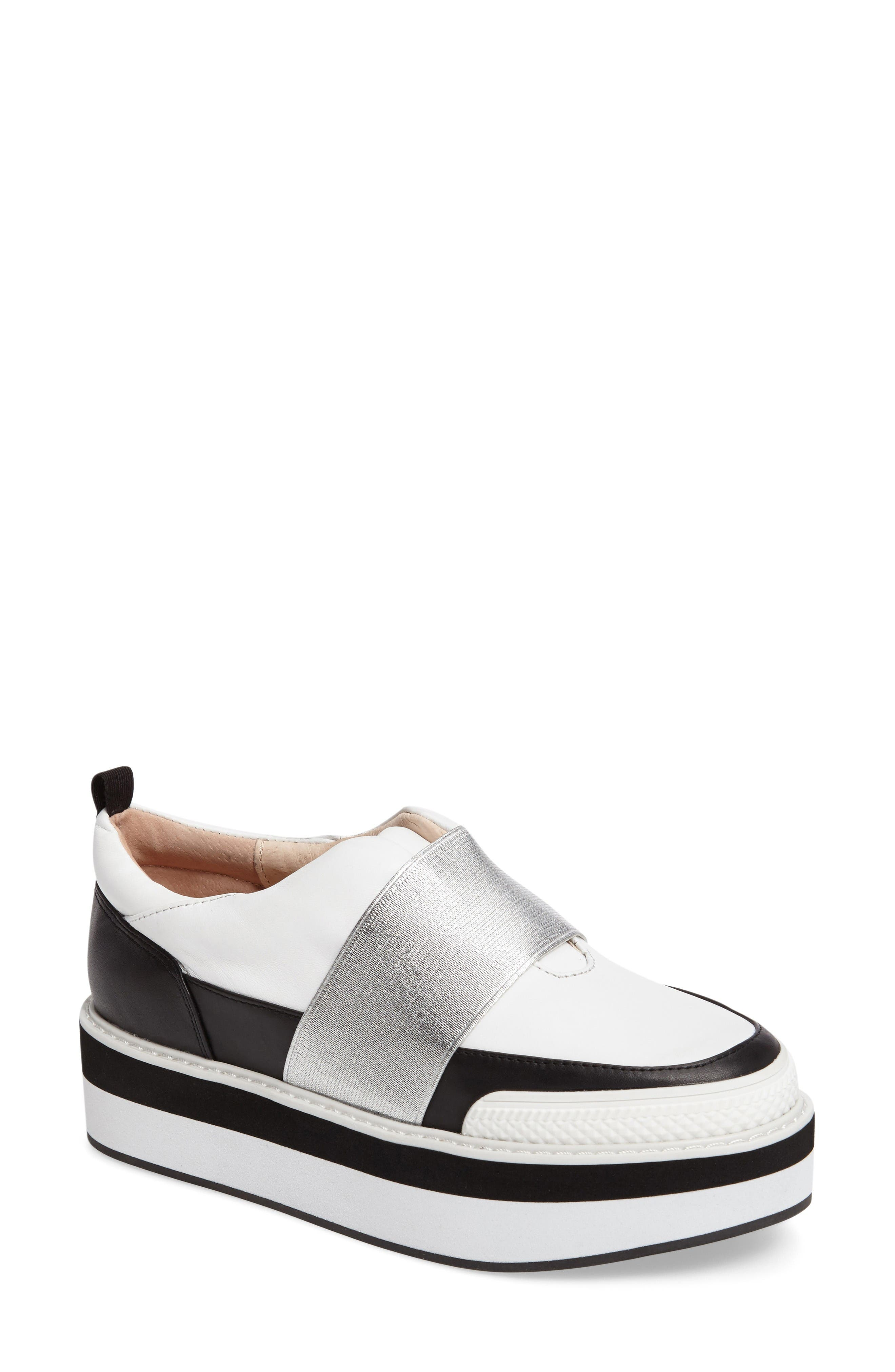 Shellys London Damini Slip-On Platform Sneaker (Women)