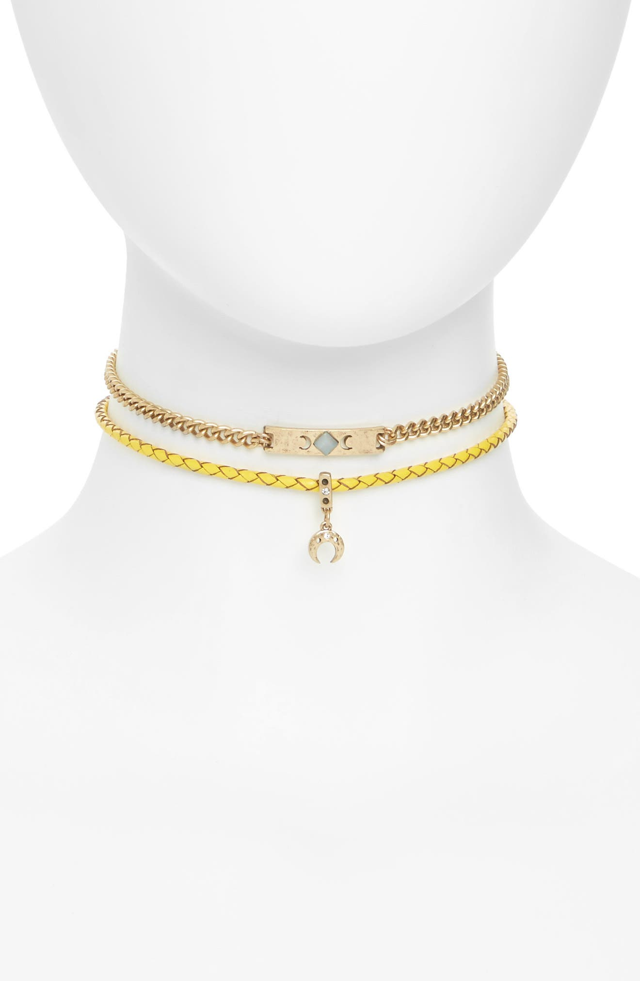 Treasure & Bond Braid Choker