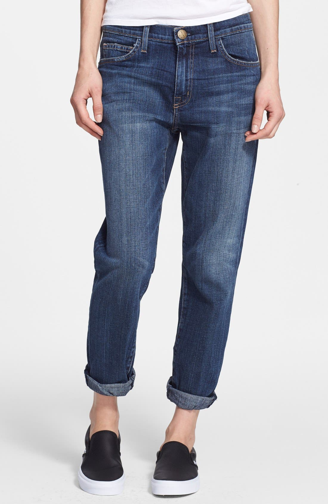 CURRENT/ELLIOTT 'The Fling' Boyfriend Jeans