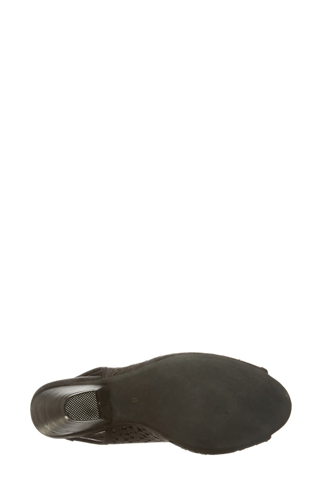 Alternate Image 4  - Jeffrey Campbell 'Premier' Leather Ankle Boot (Women)