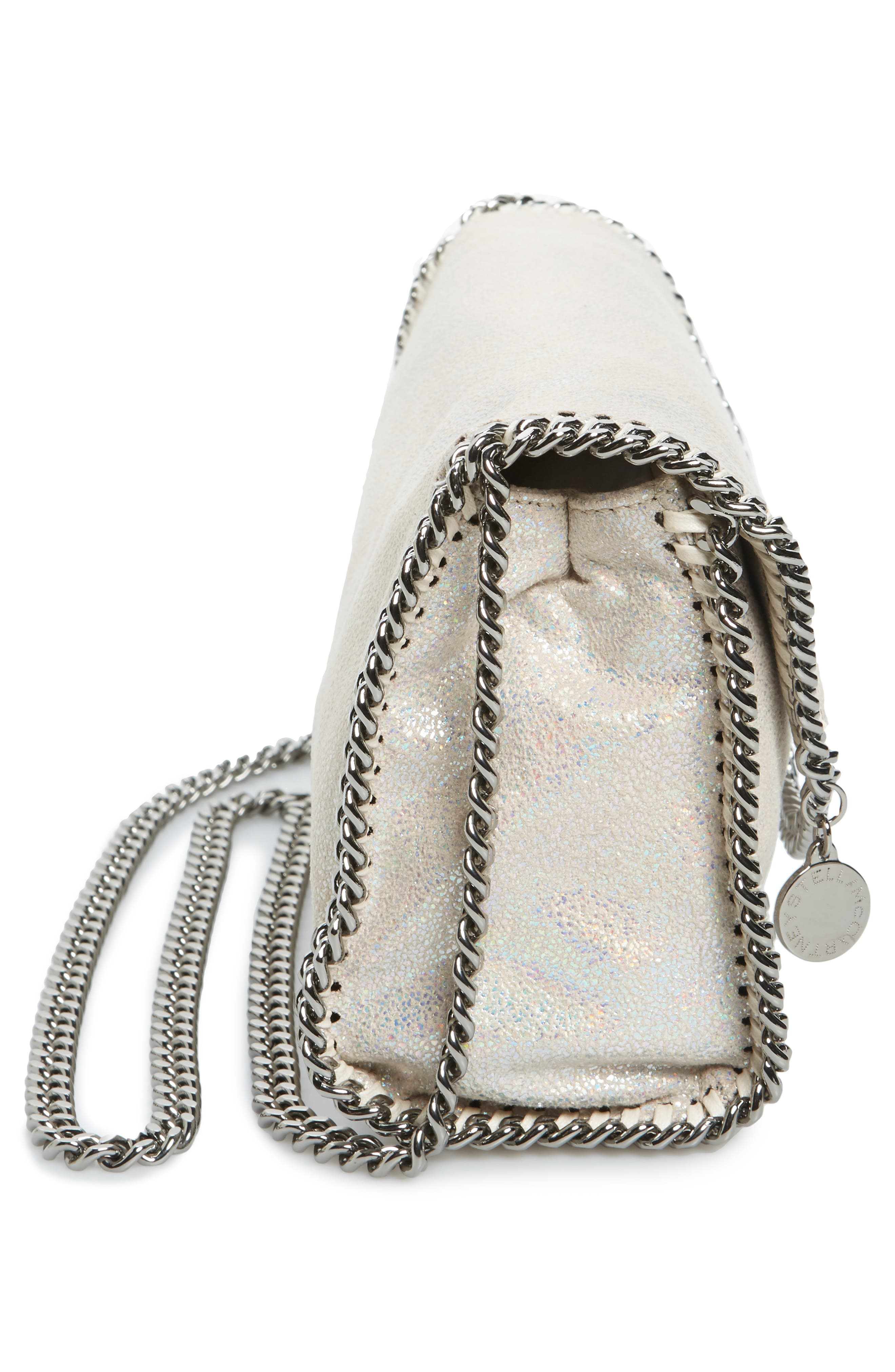 Alternate Image 3  - Stella McCartney Falabella Shaggy Deer Faux Leather Crossbody Bag