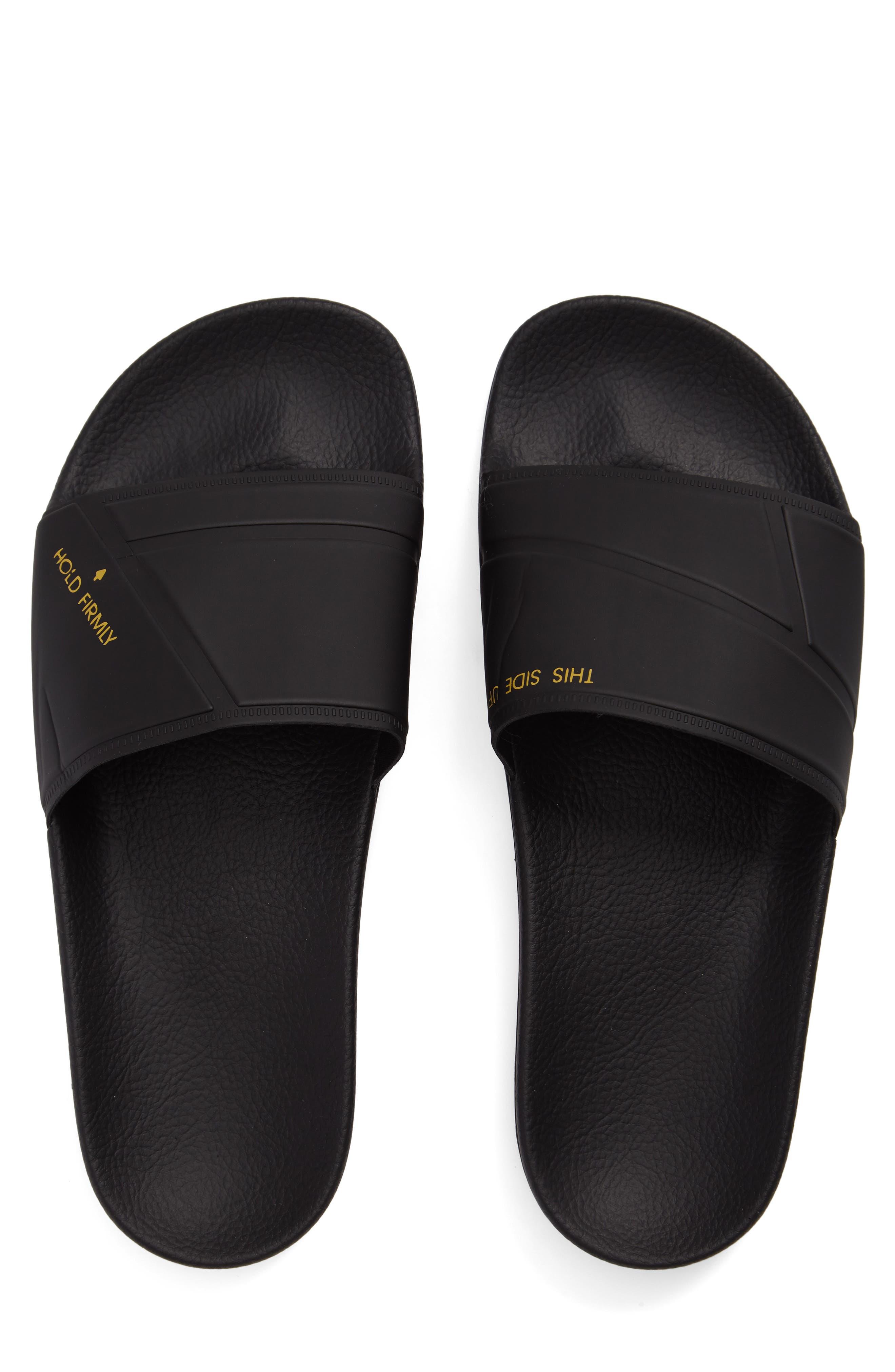 Alternate Image 1 Selected - adidas by Raf Simons Bunny Adilette Slide Sandal (Men)