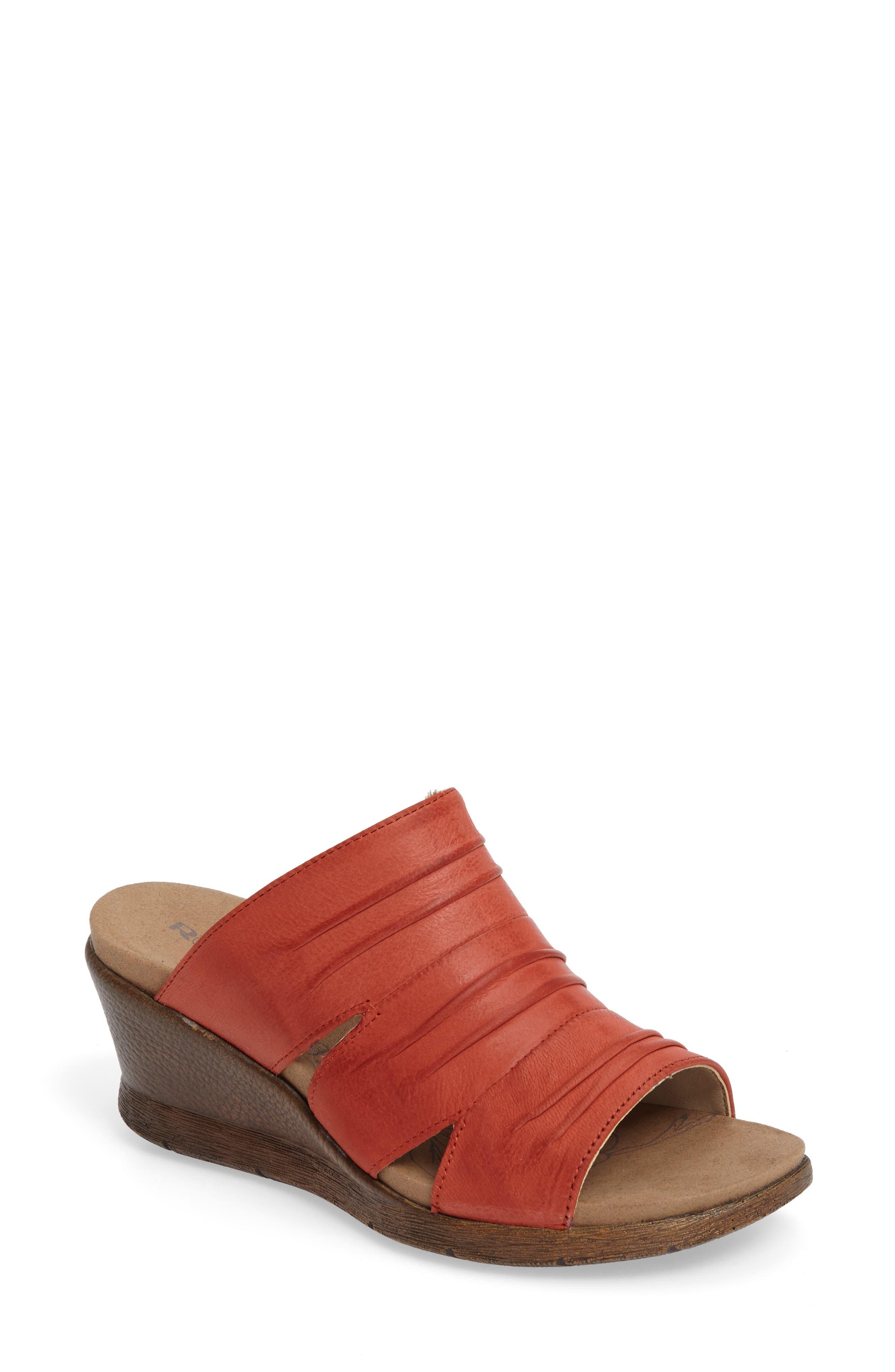 Romika Nevis Wedge Sandal (Women)