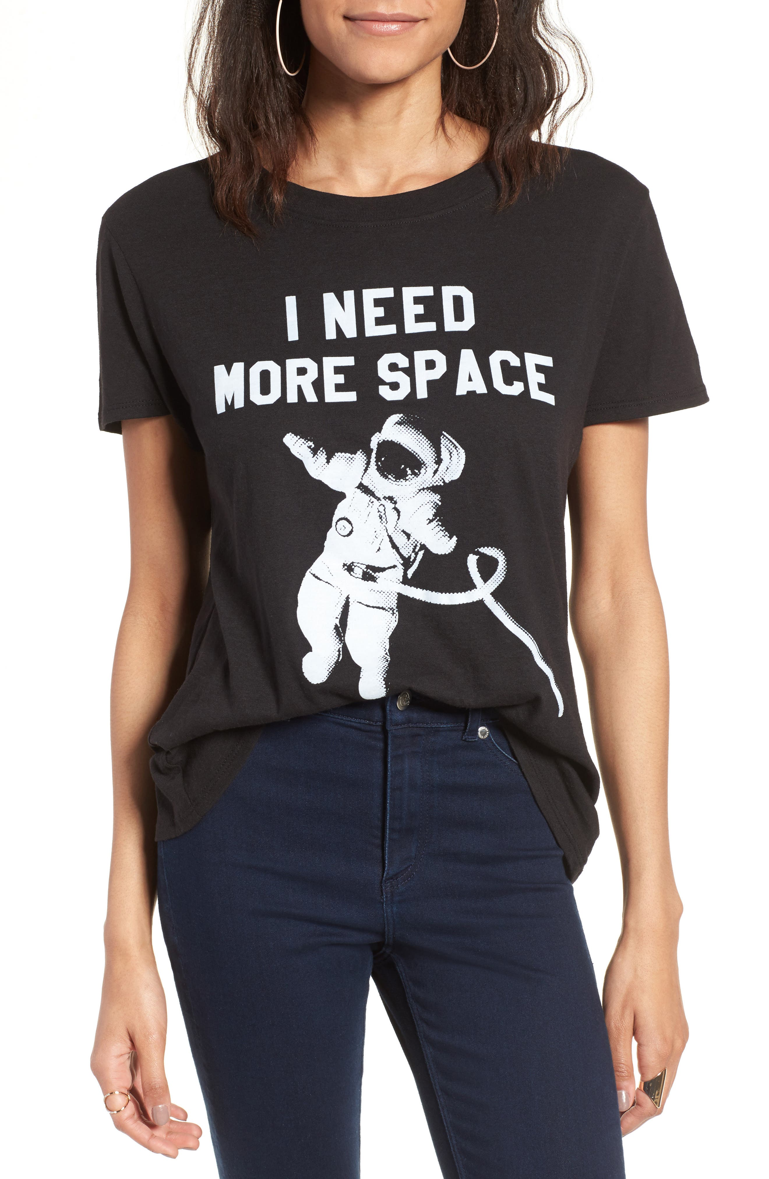 Sub_Urban Riot I Need More Space Graphic Tee