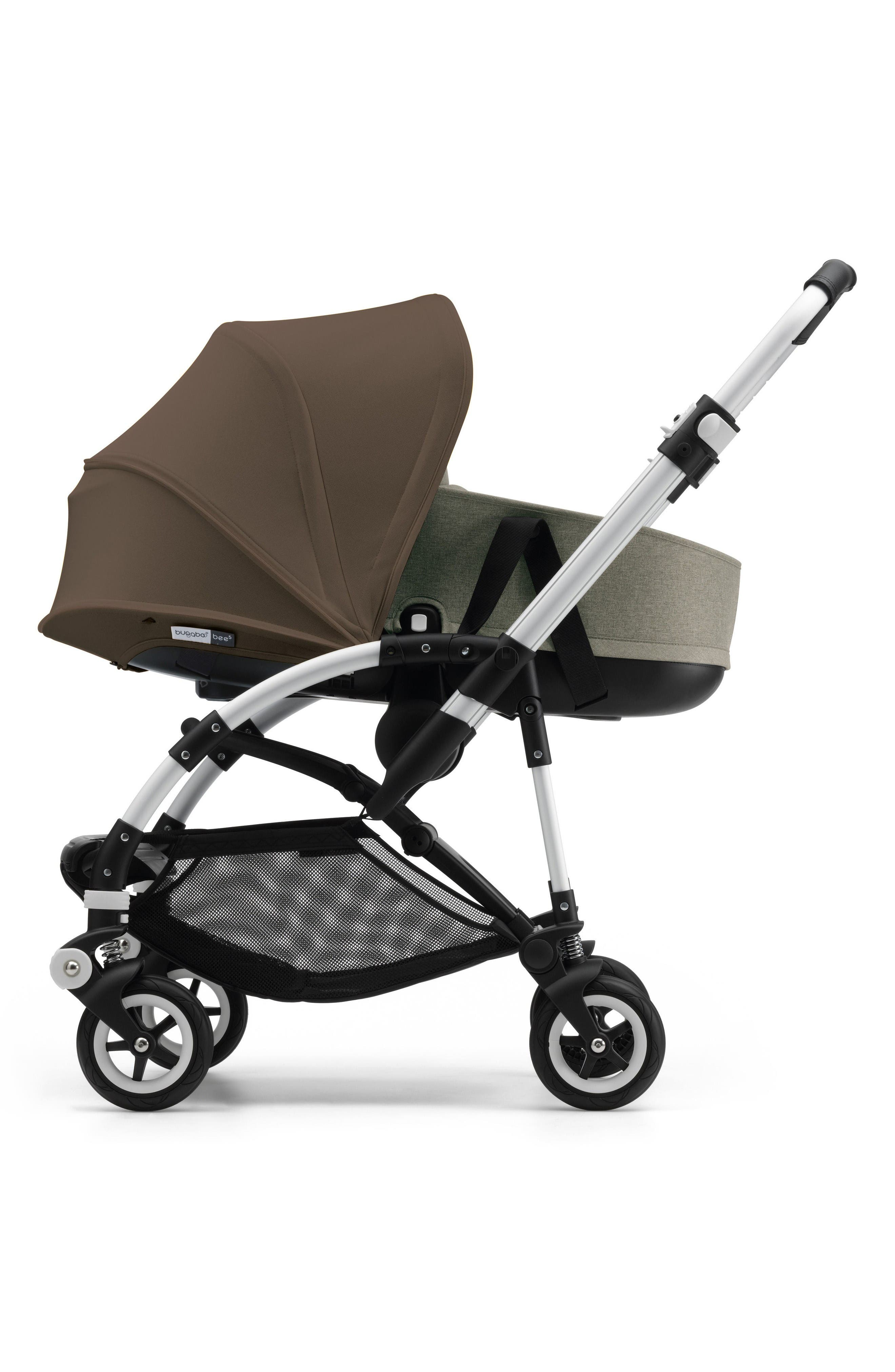 Alternate Image 2  - Bugaboo Bee5 Stroller Bassinet Tailored Fabric Set