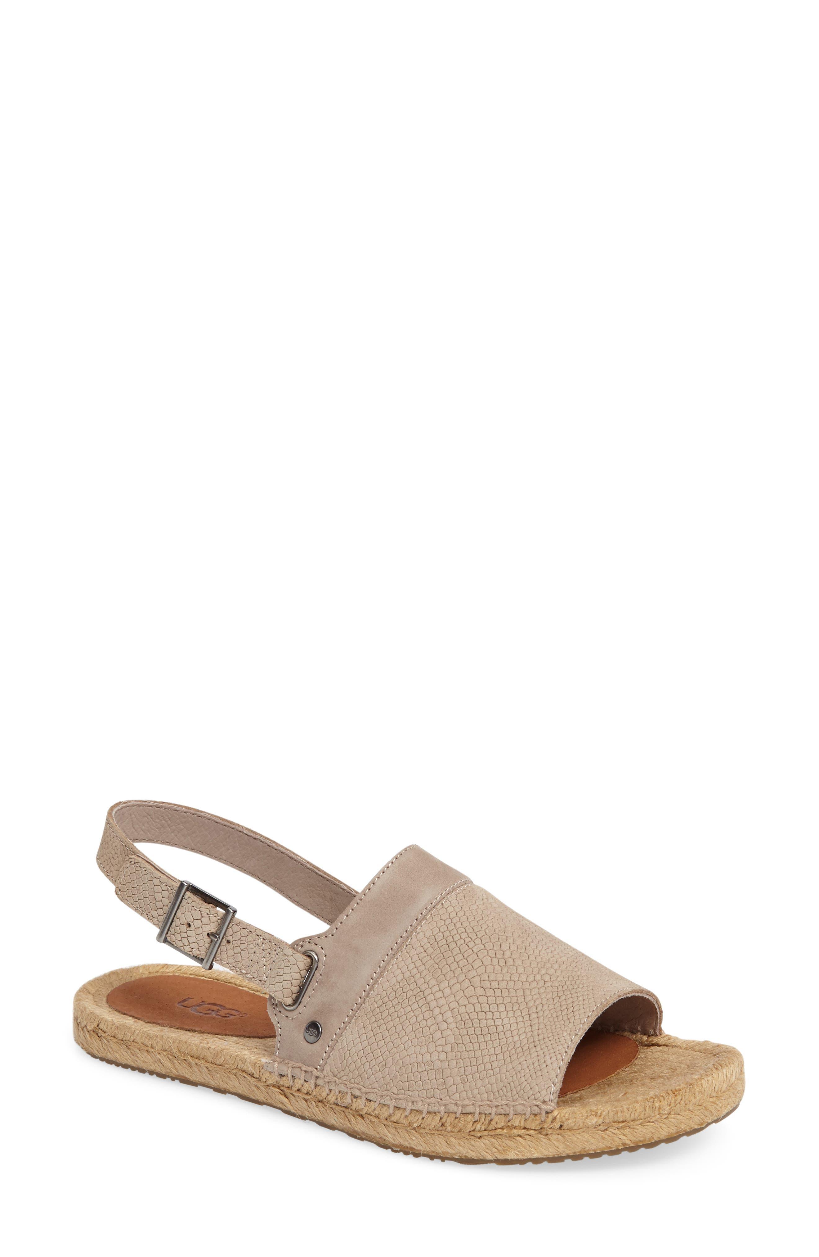 UGG® Isadora Espadrille Sandal (Women)