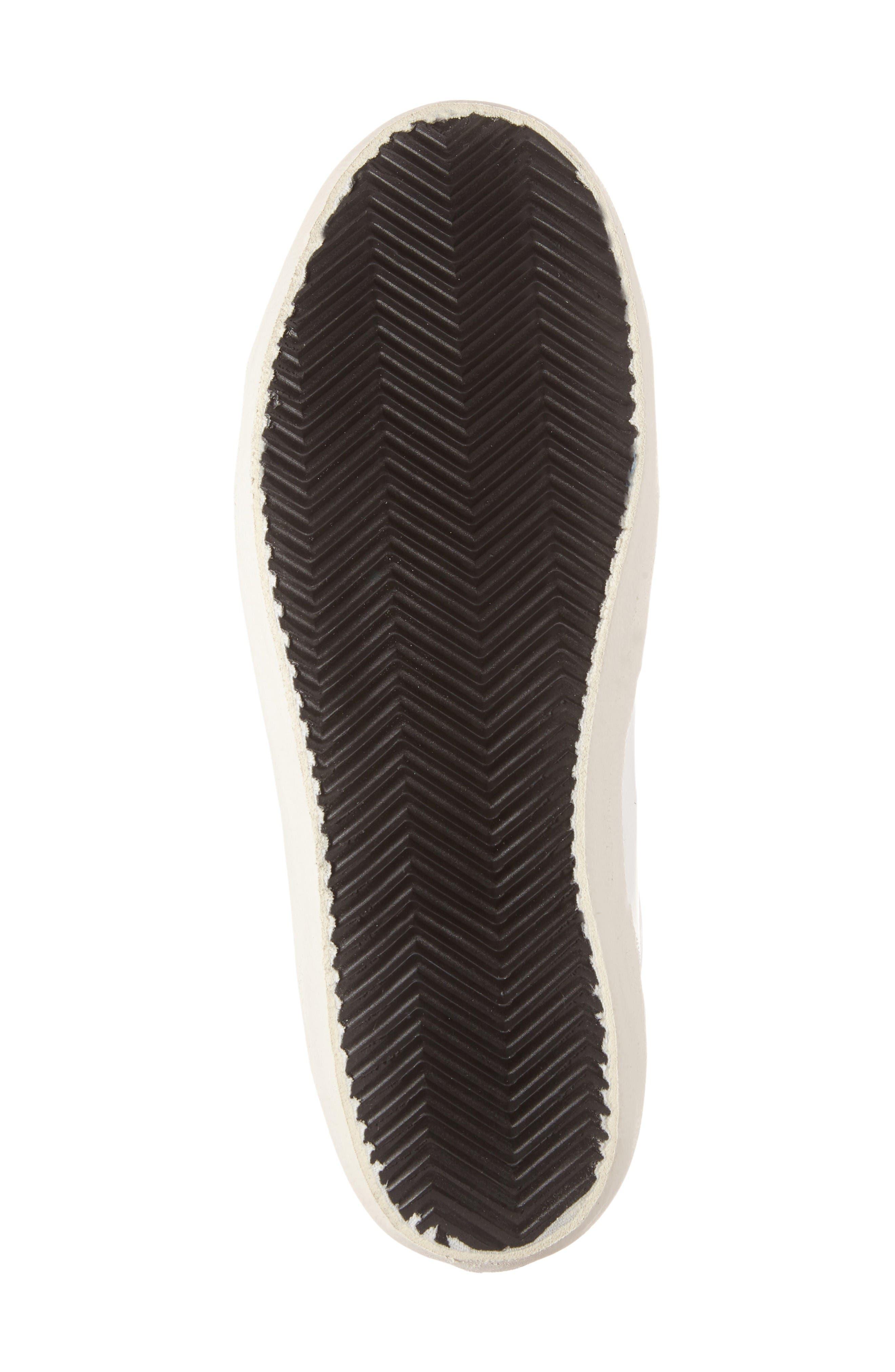 Alternate Image 6  - Golden Goose Superstar High Top Swarovski Crystal Sneaker (Women)