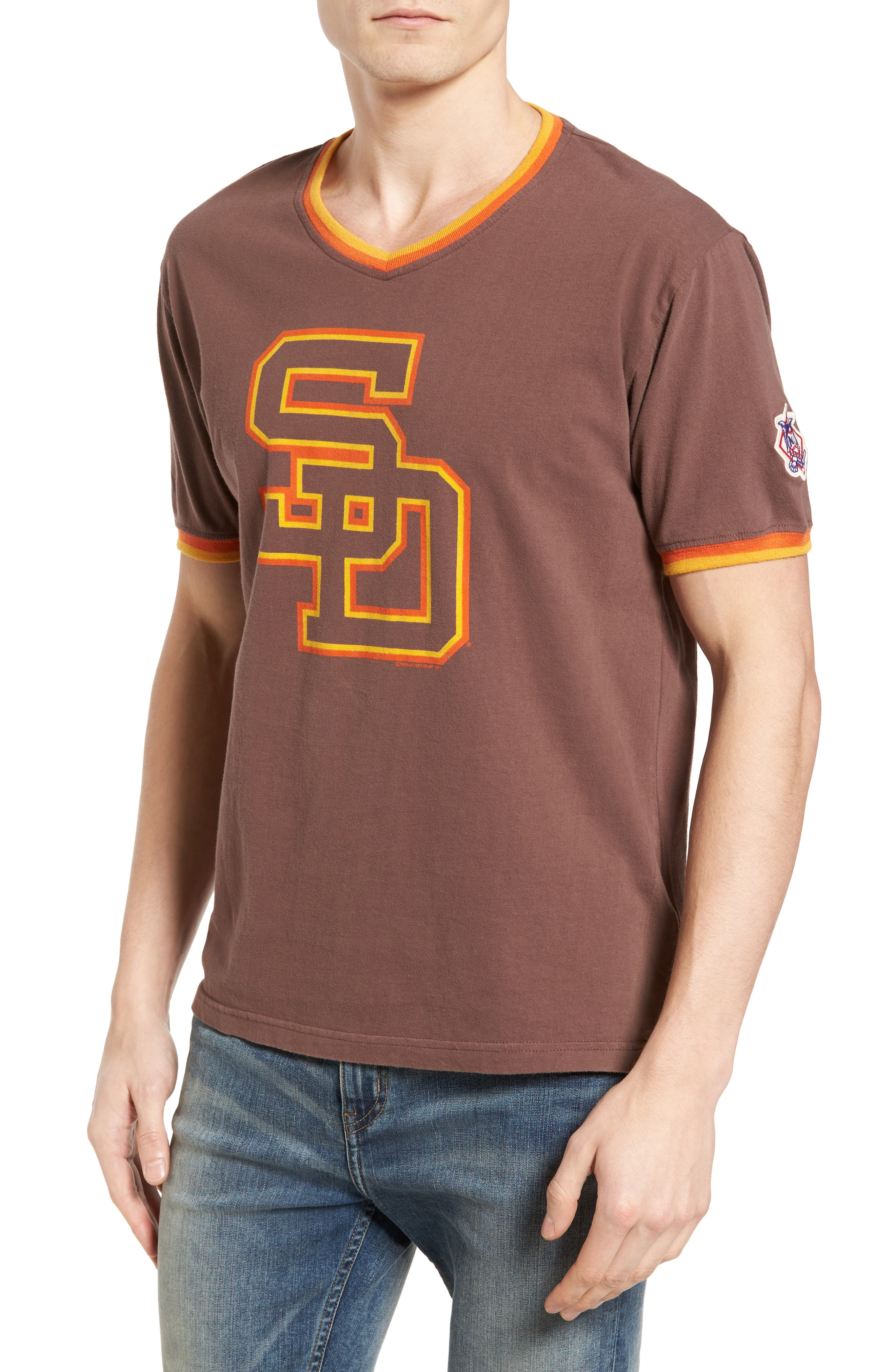 American Needle Eastwood San Diego Padres T-Shirt