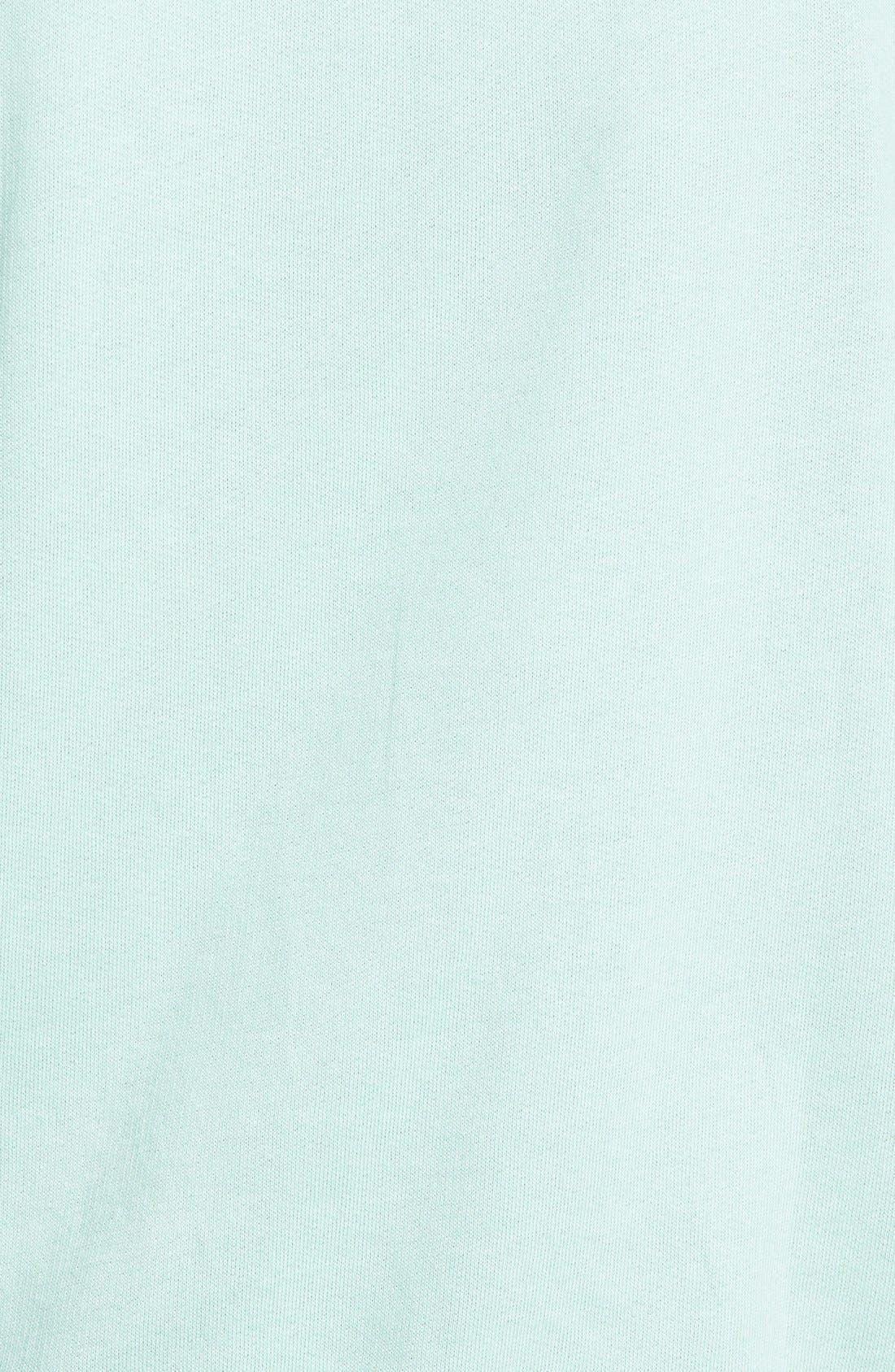Alternate Image 3  - Hinge Lace Trim Sweatshirt