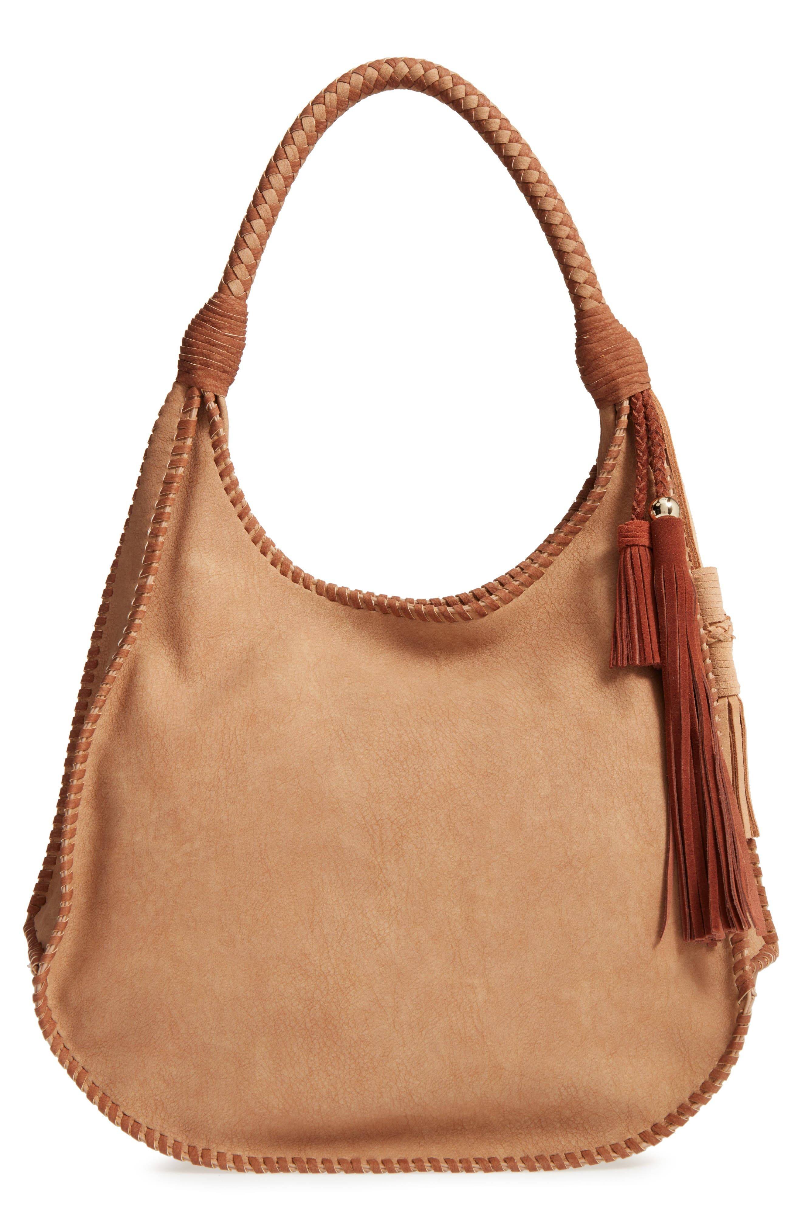 Steven by Steve Madden Faux Leather Hobo