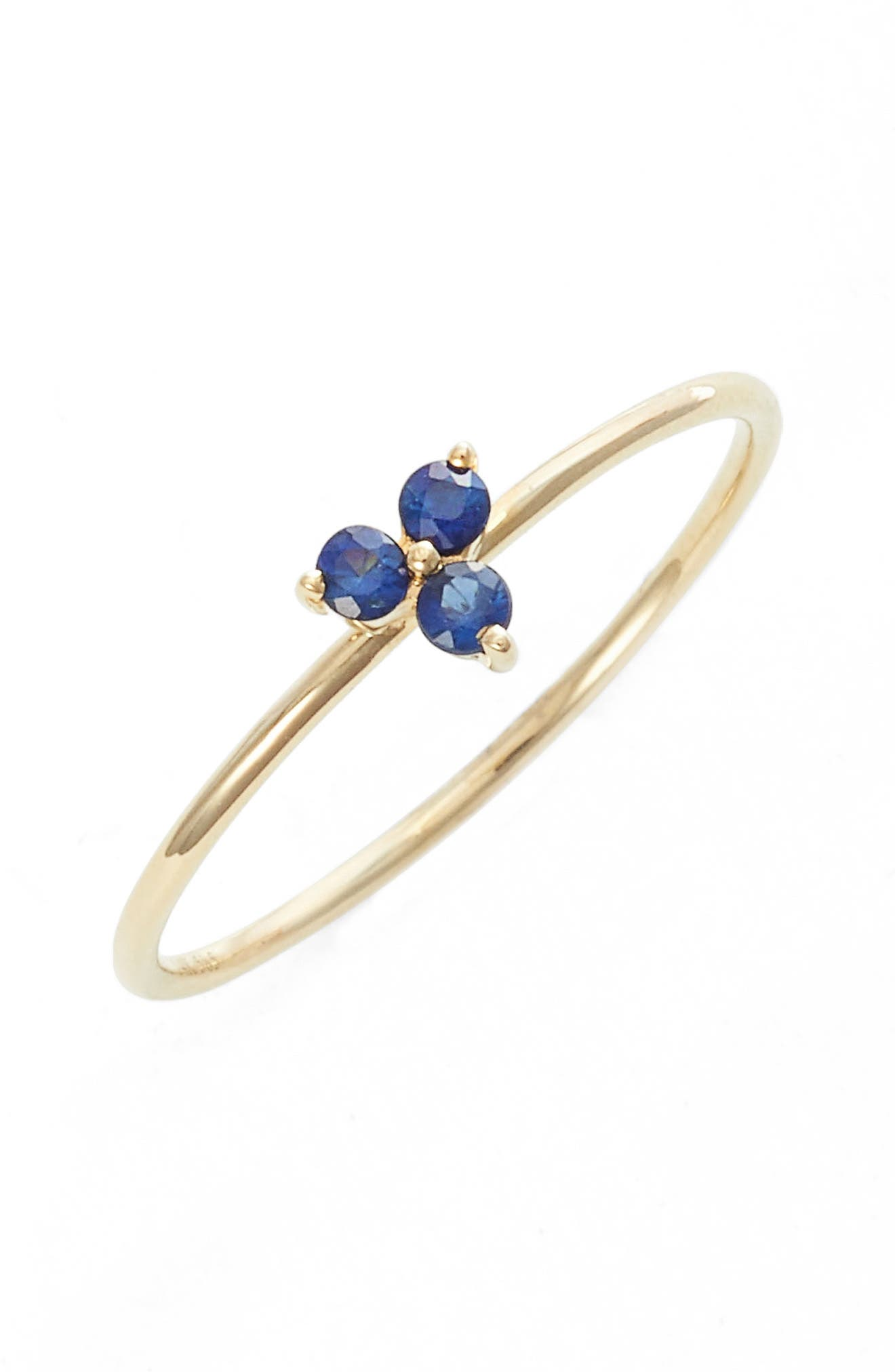 EF COLLECTION Gemstone Ring