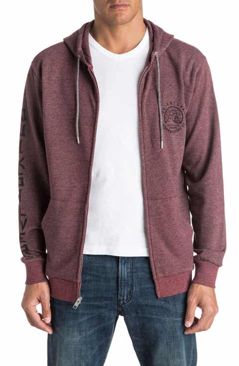 Quiksilver Jungle Forest Zip Hoodie