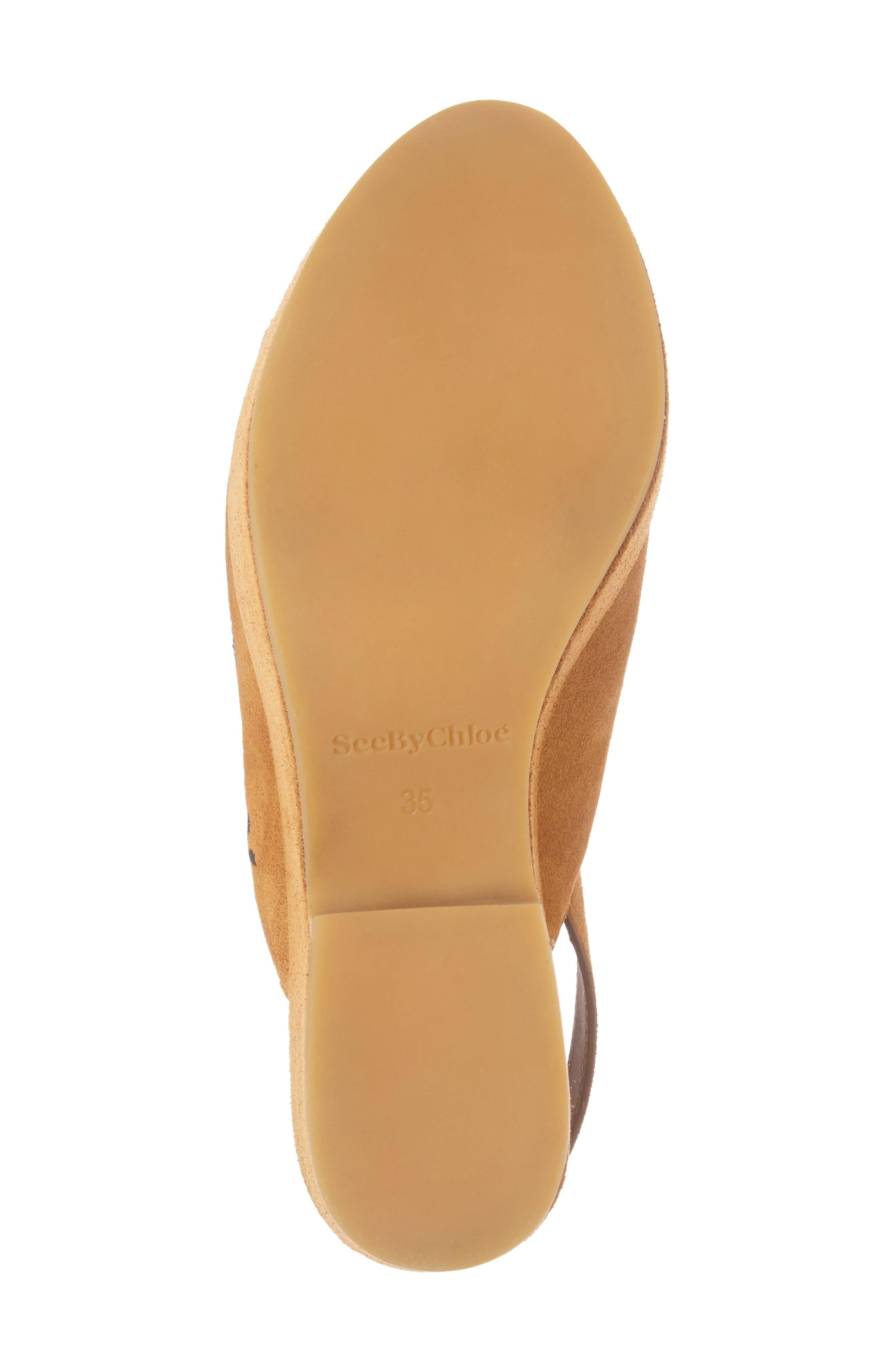 Alternate Image 6  - See by Chloé Dakota Platform Sandal (Women)