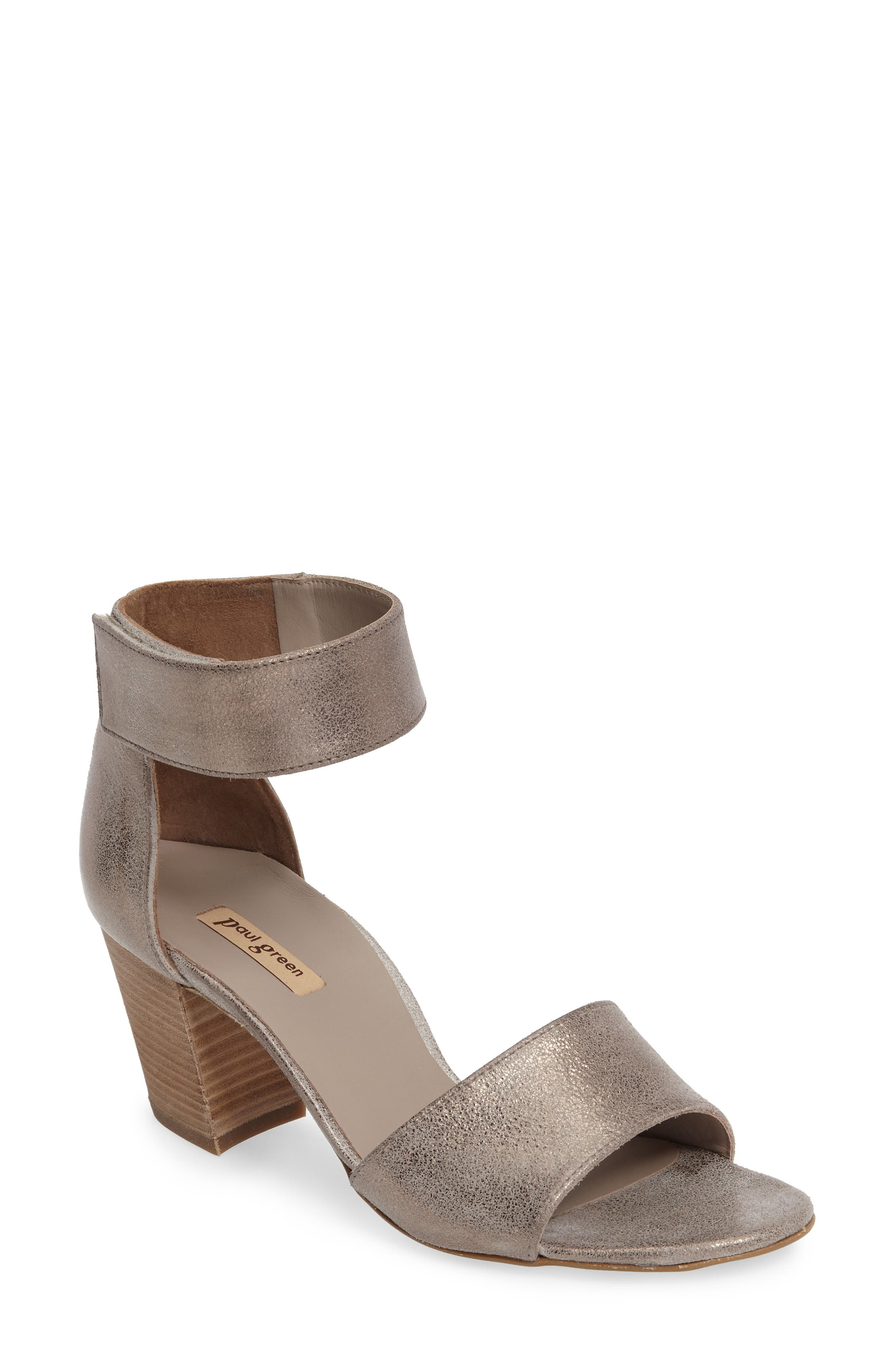 Paul Green Mackenzie Ankle Strap Sandal (Women)