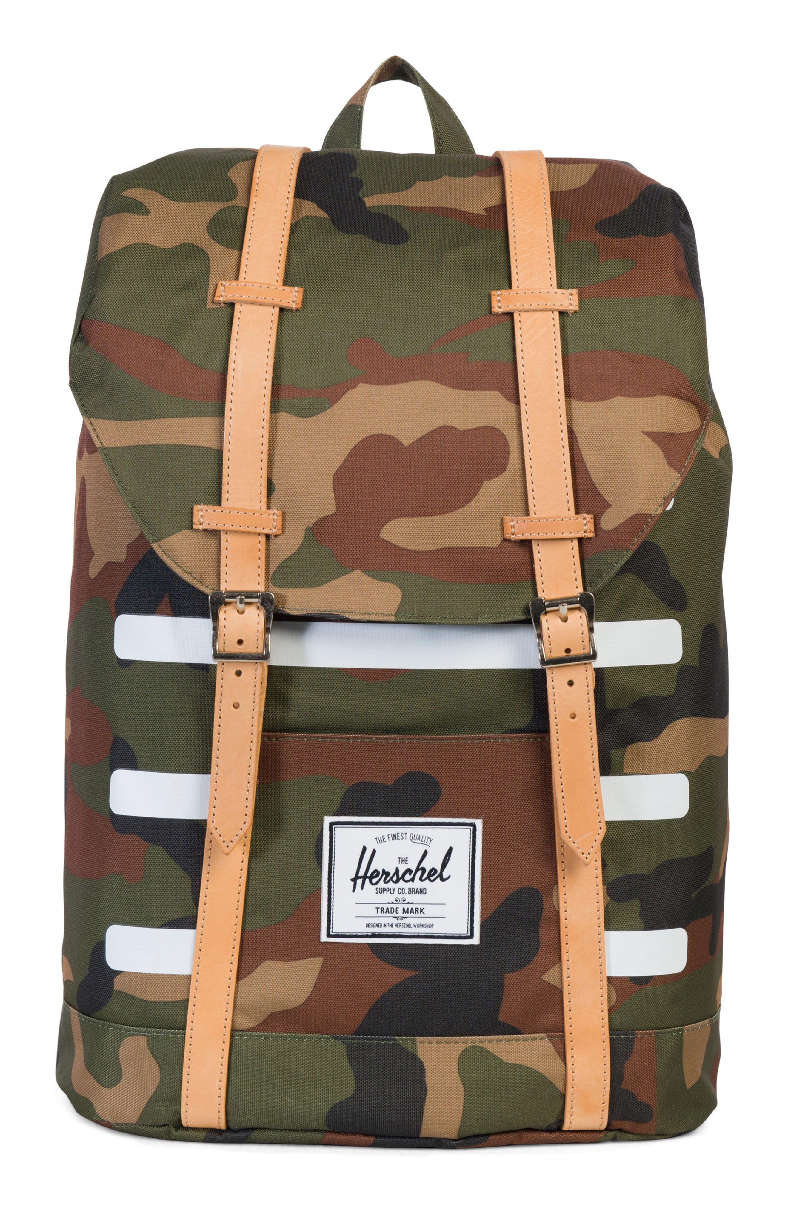 Herschel Supply Co. Retreat Offset Backpack