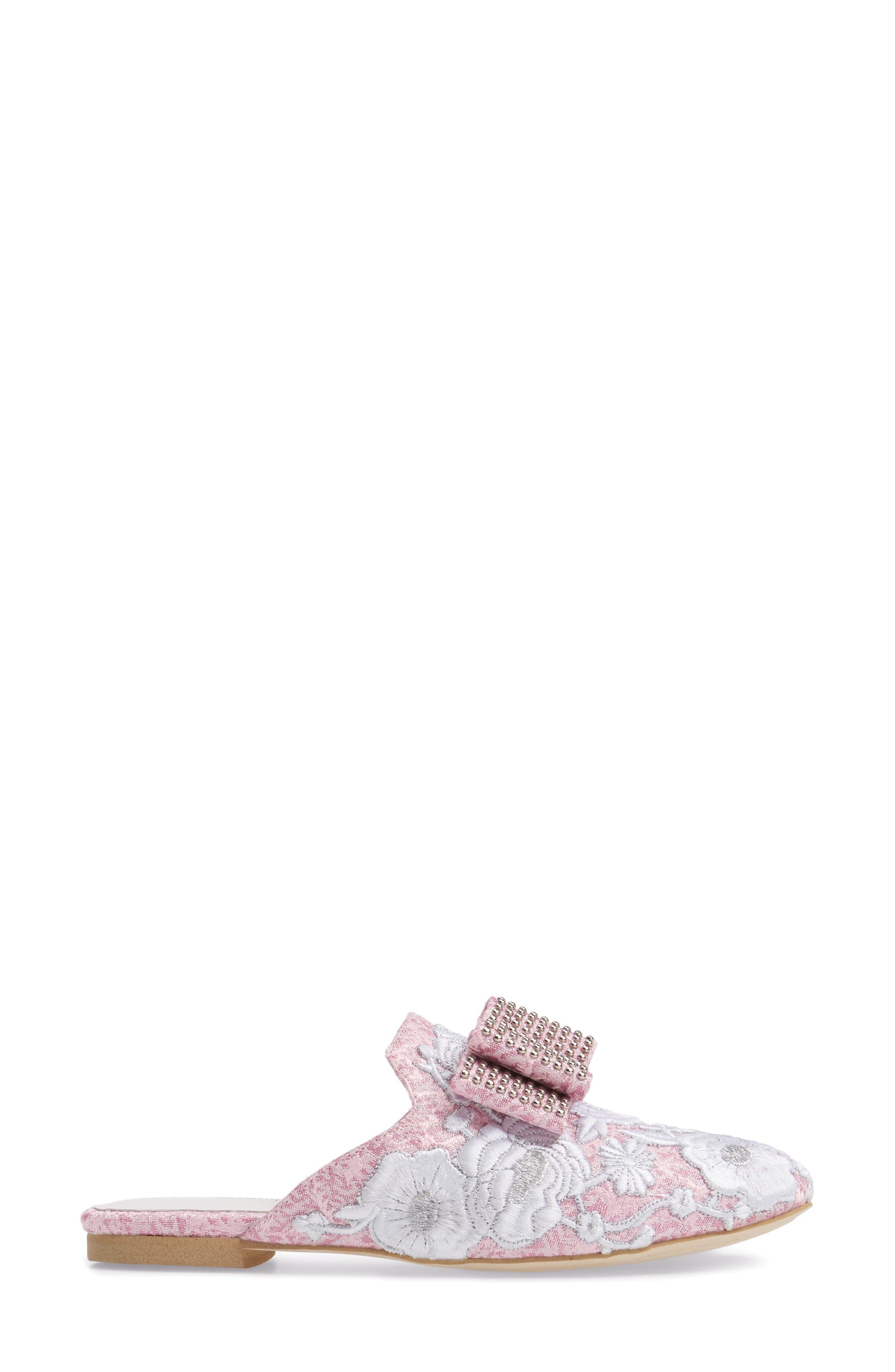 Alternate Image 3  - Jeffrey Campbell Ravis Studded Loafer Mule (Women)