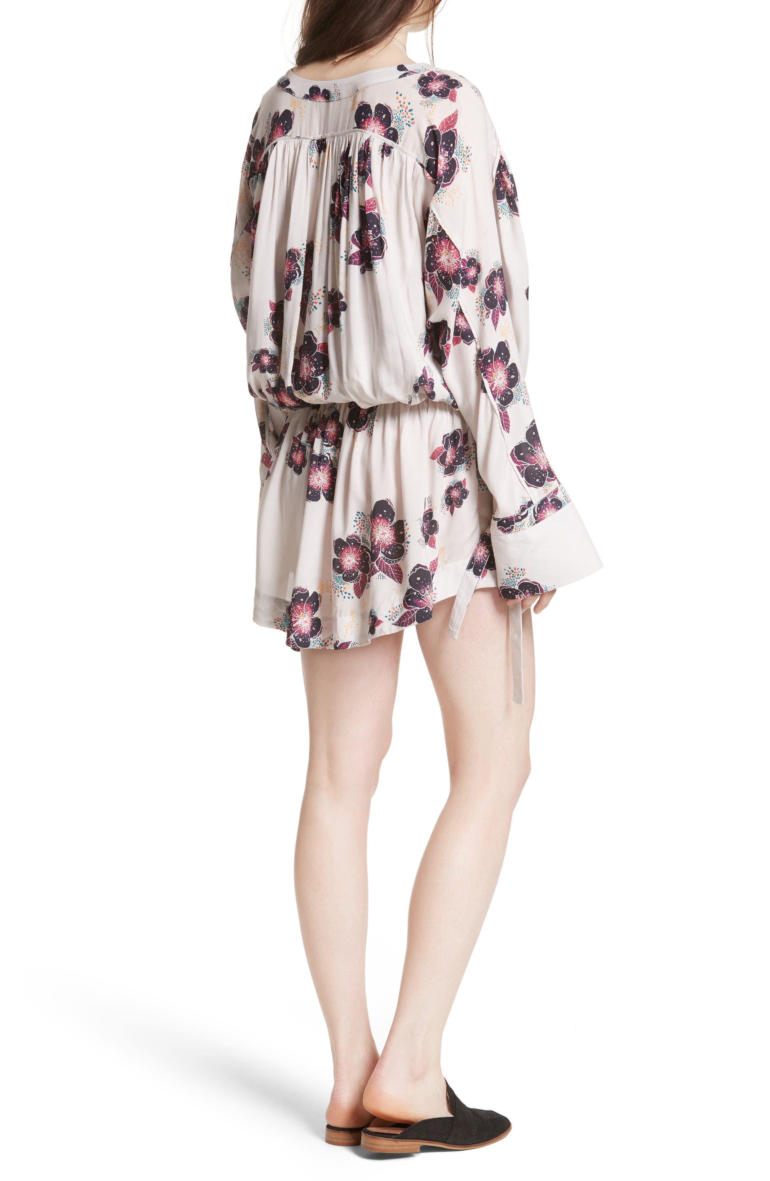Alternate Image 2  - Free People Tuscan Dreams Tunic Dress