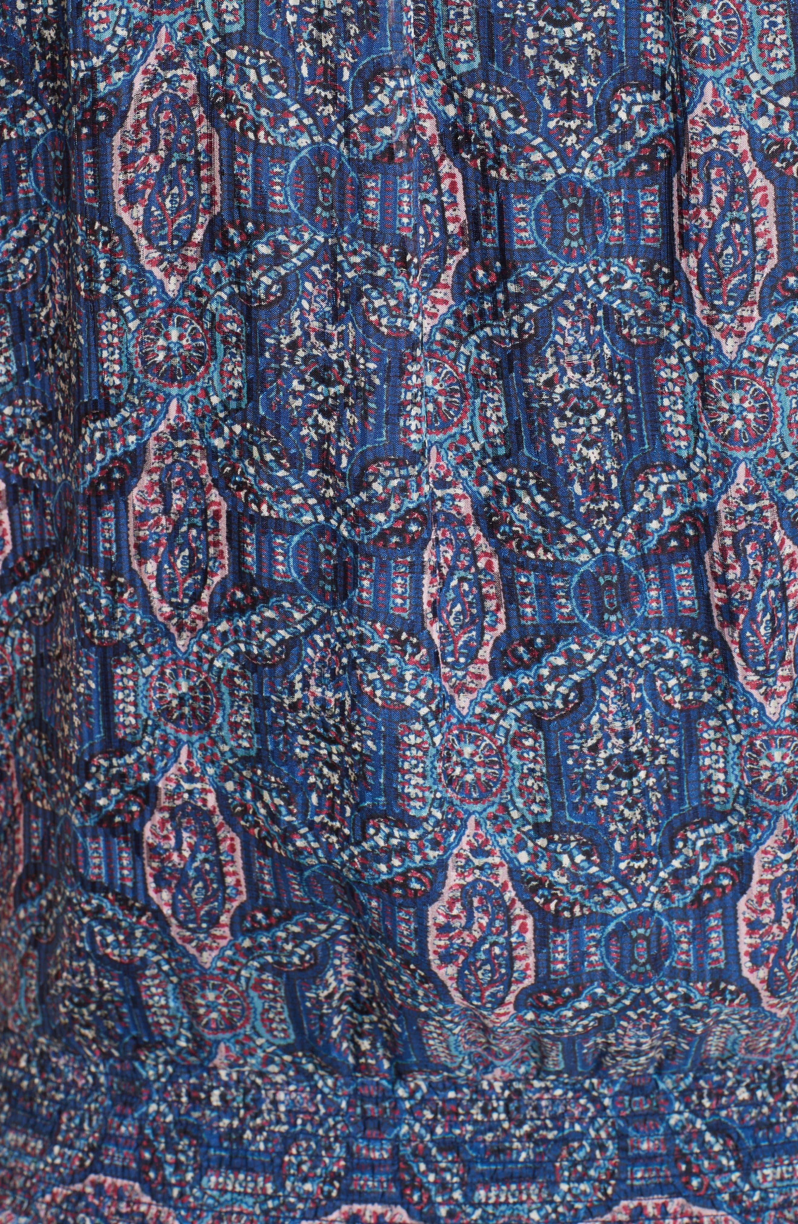 Alternate Image 5  - Joie Juergen Silk Blend A-Line Dress