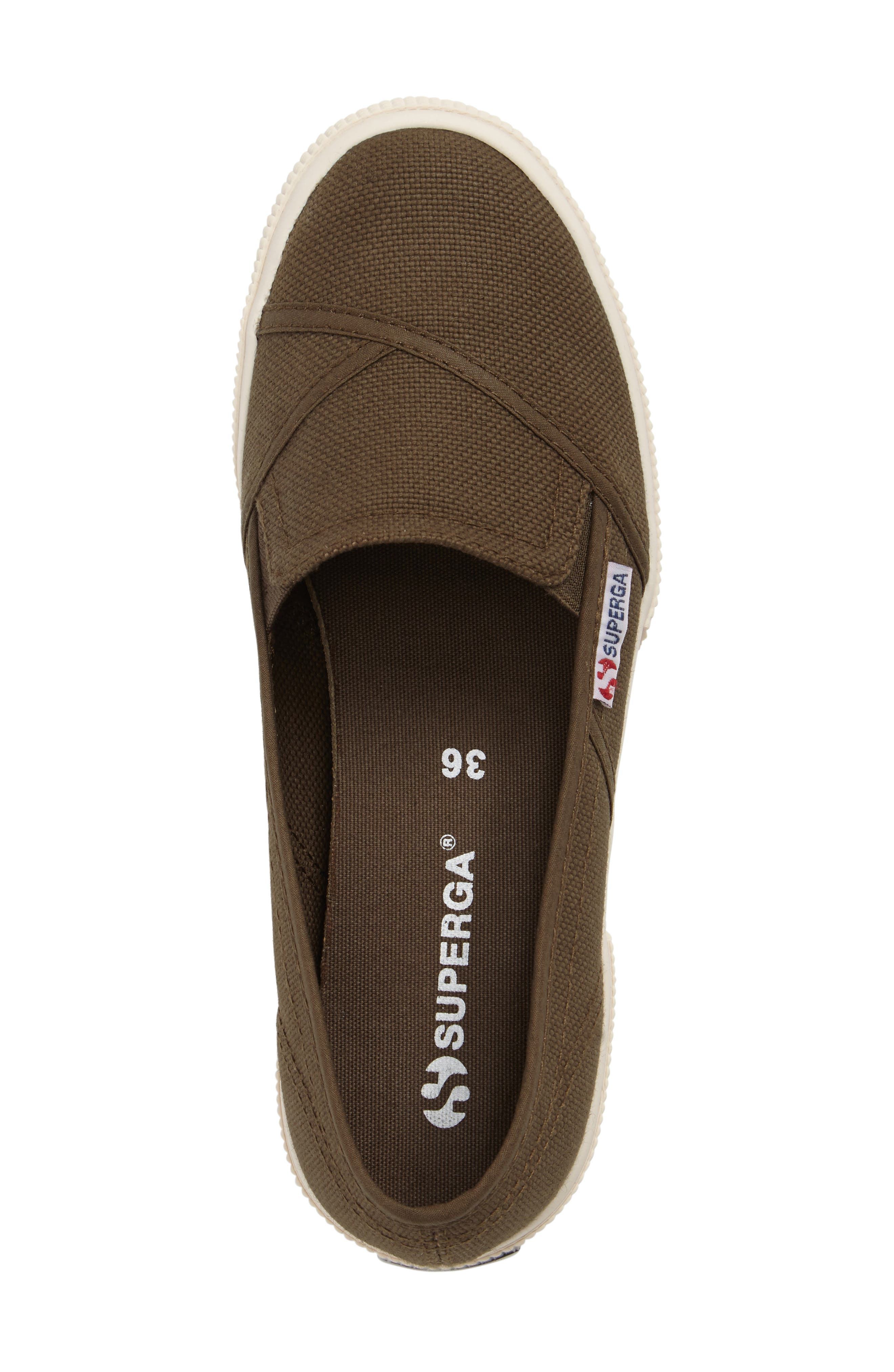 Alternate Image 5  - Superga 'A Line' Sneaker (Women)