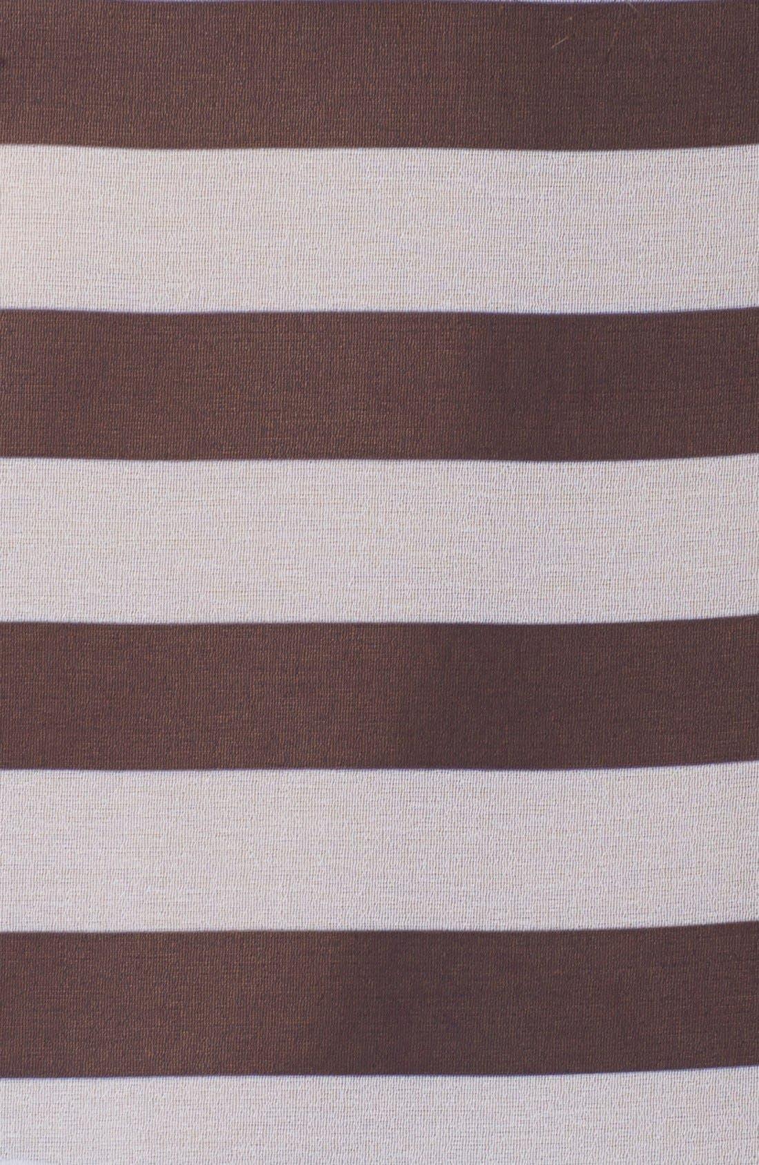 Alternate Image 3  - Ted Baker London Stripe Cover-Up Tunic