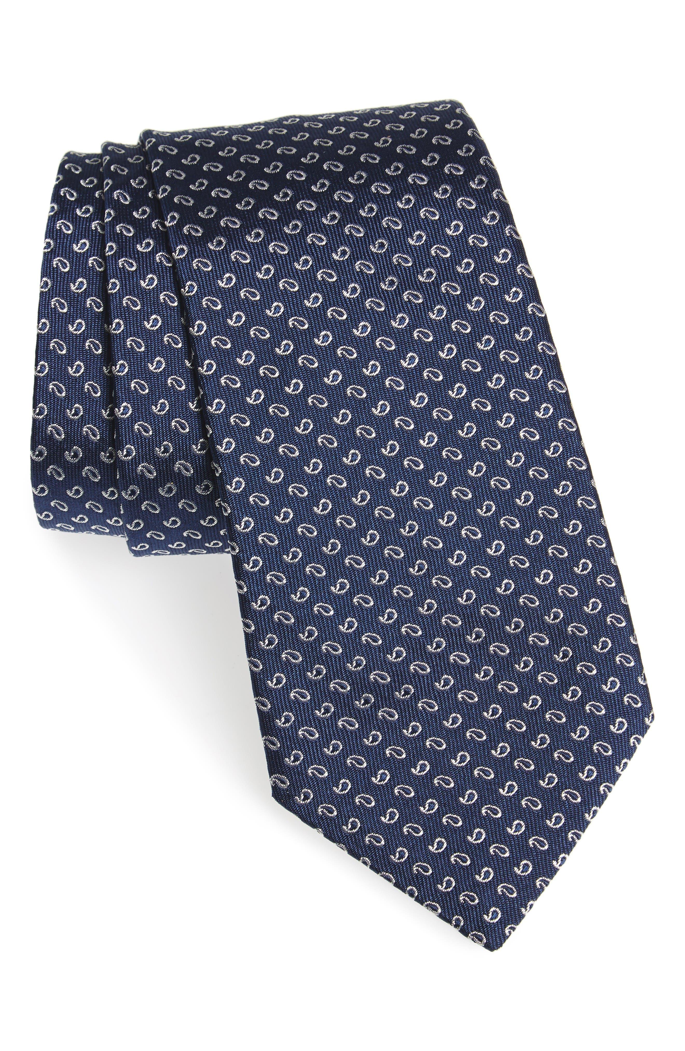 Michael Bastian Paisley Silk Tie