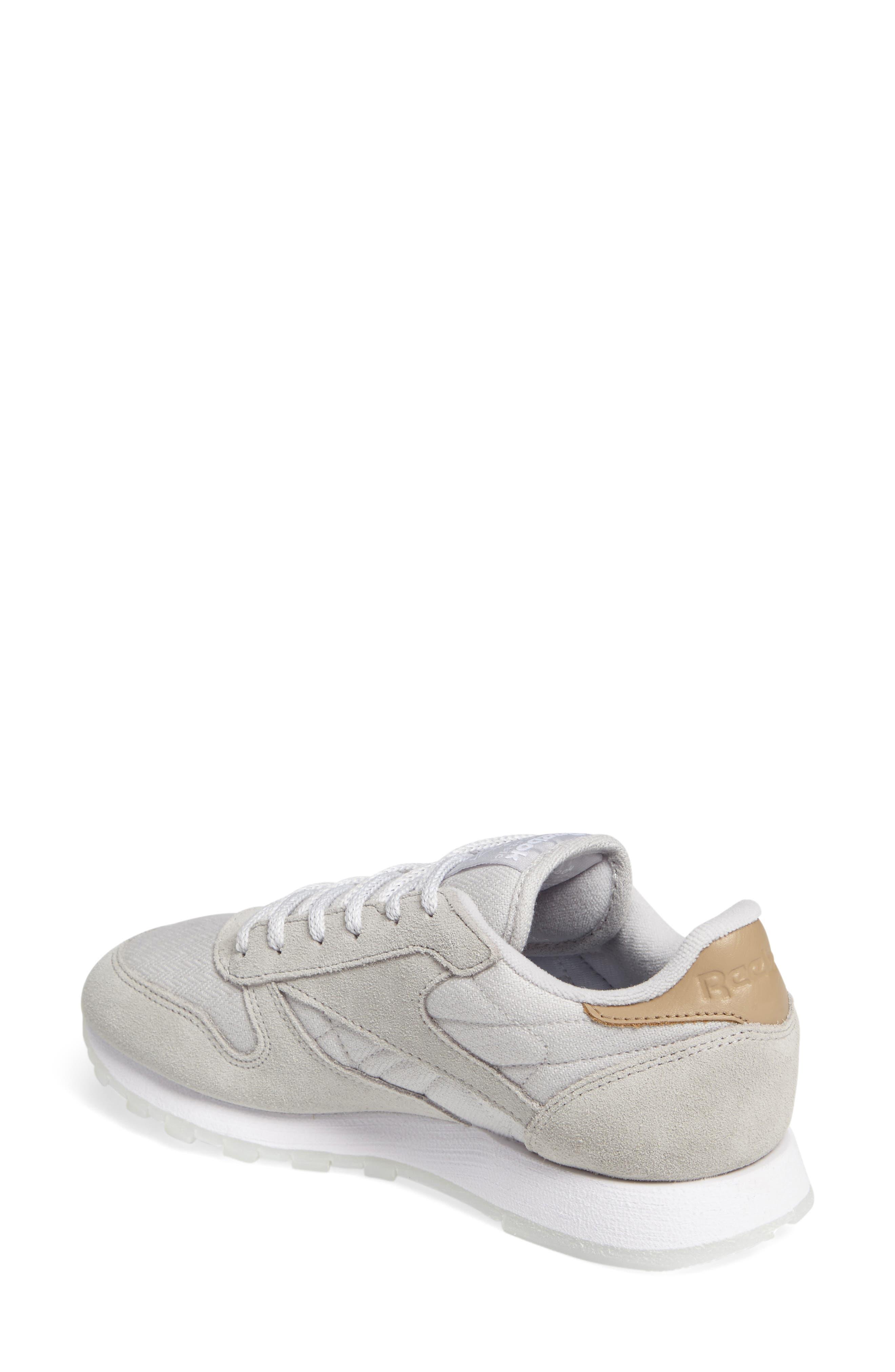Alternate Image 2  - Reebok Classic Sea-Worn Sneaker (Women)