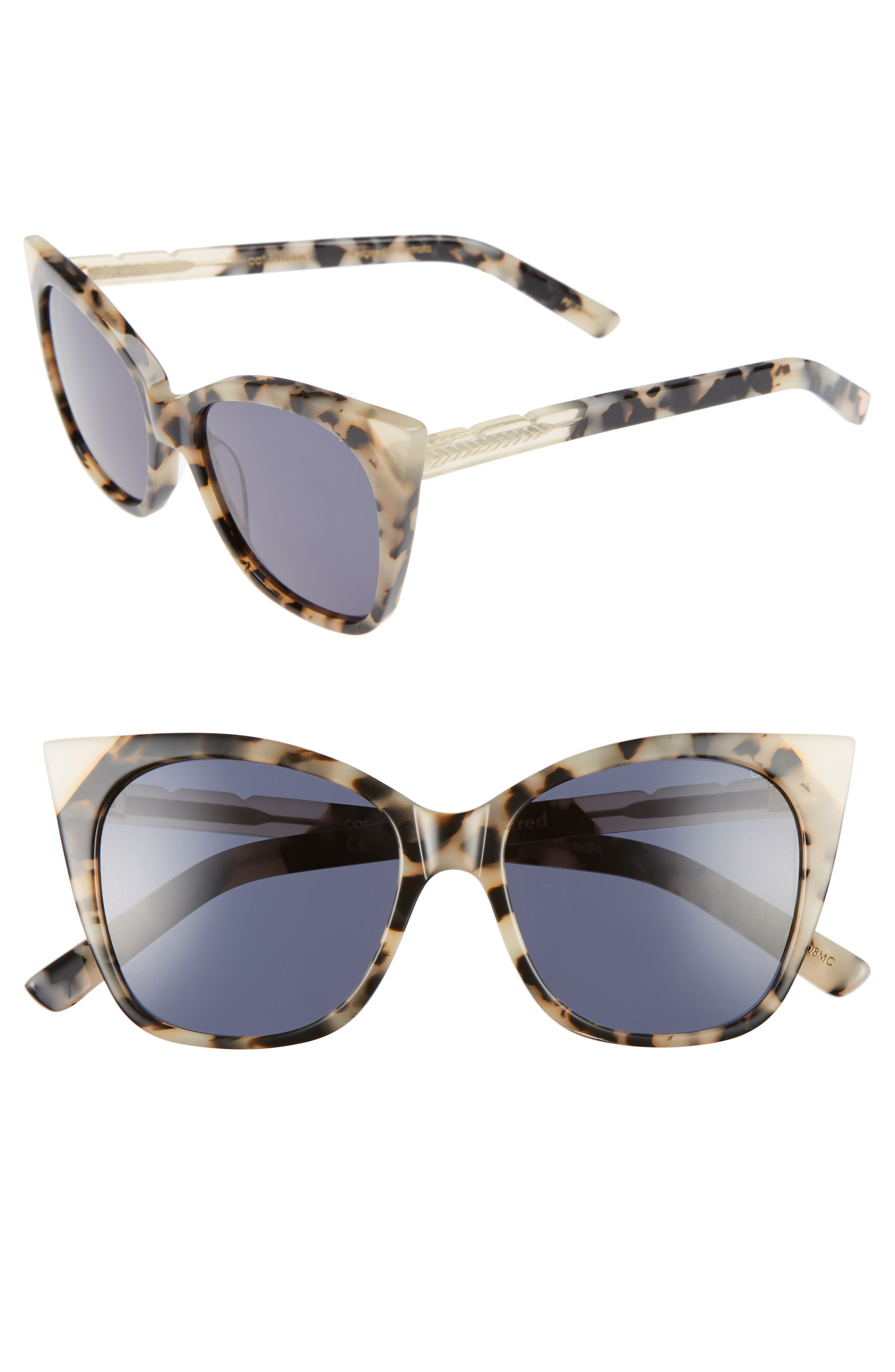 Pared Cat & Mouse 51mm Cat Eye Sunglasses