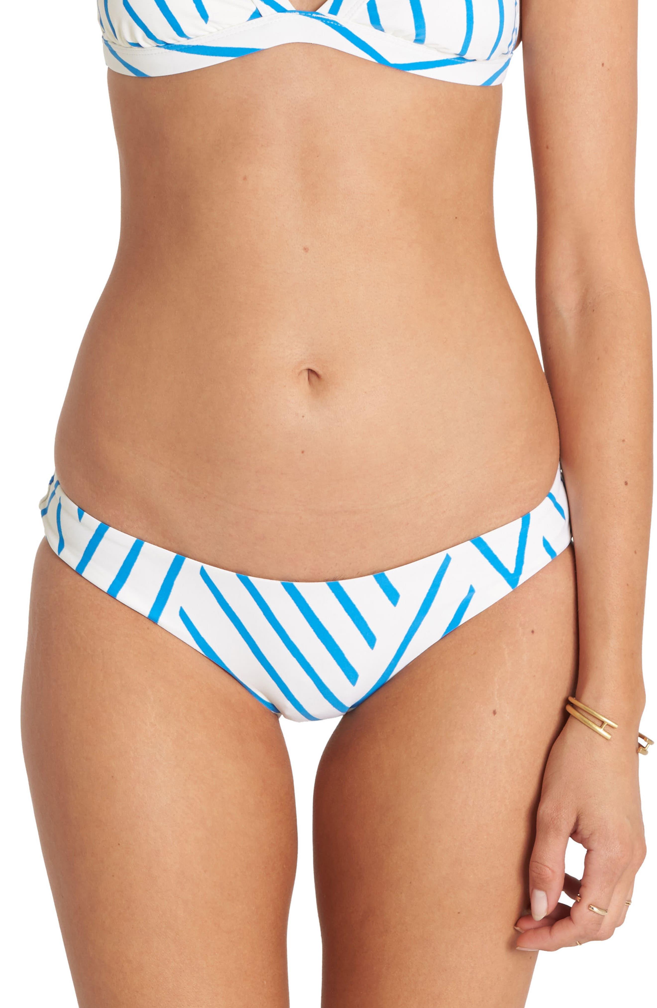 Alternate Image 1 Selected - Billabong Amaze Hawaii Lo Bikini Bottoms