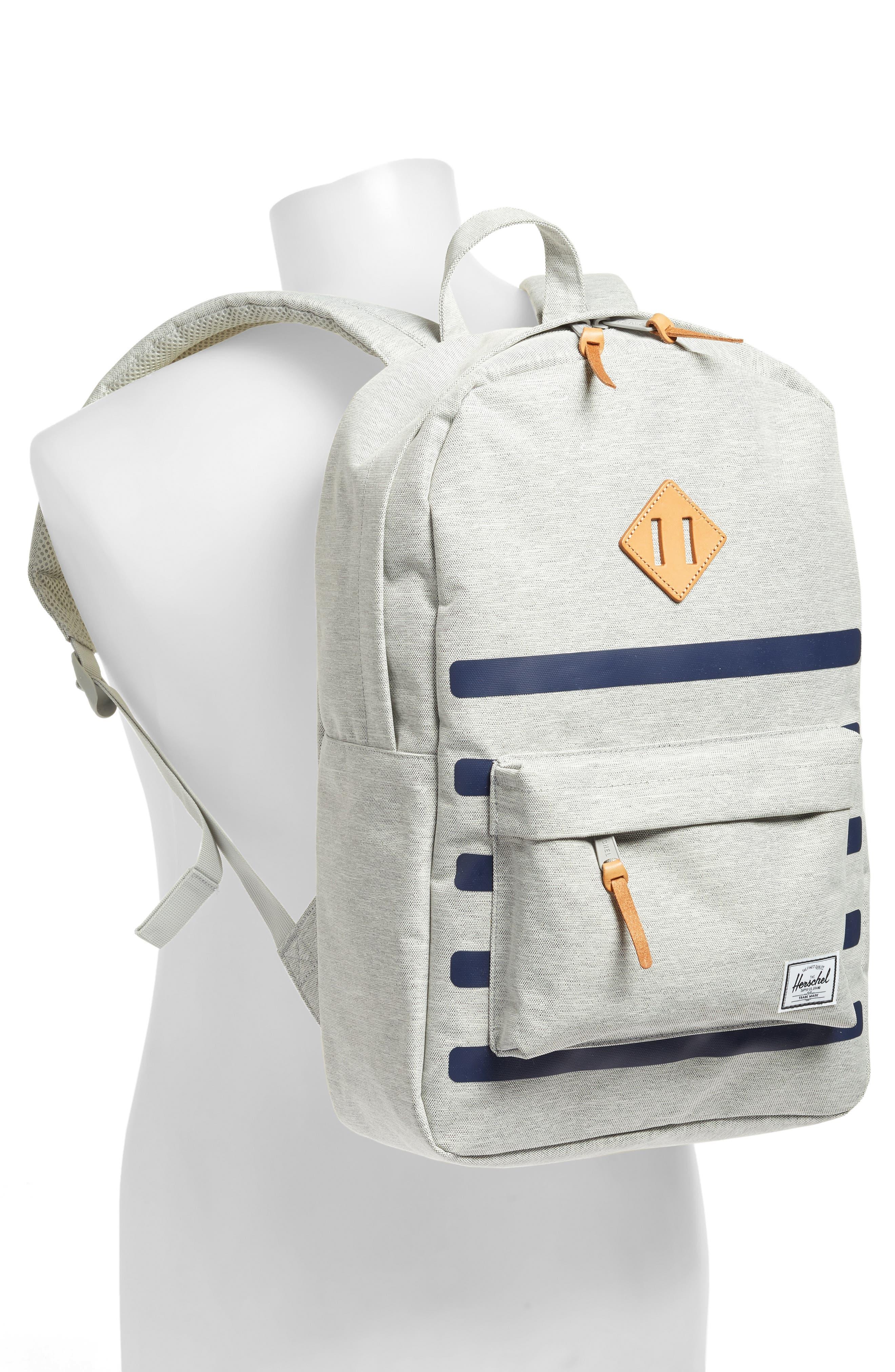 Alternate Image 2  - Herschel Supply Co. Heritage Offset Backpack