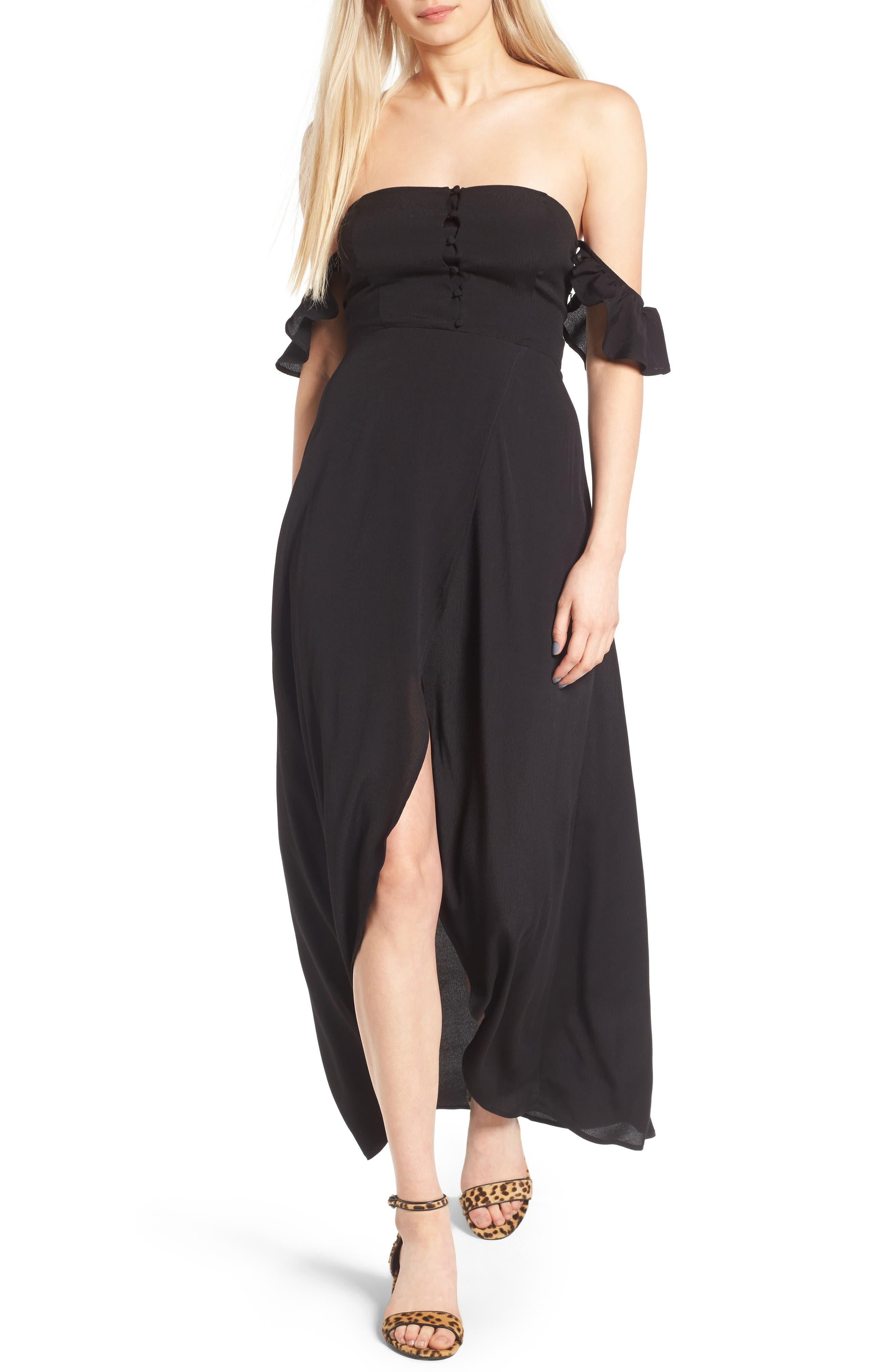ASTR the Label Esmeralda Maxi Dress