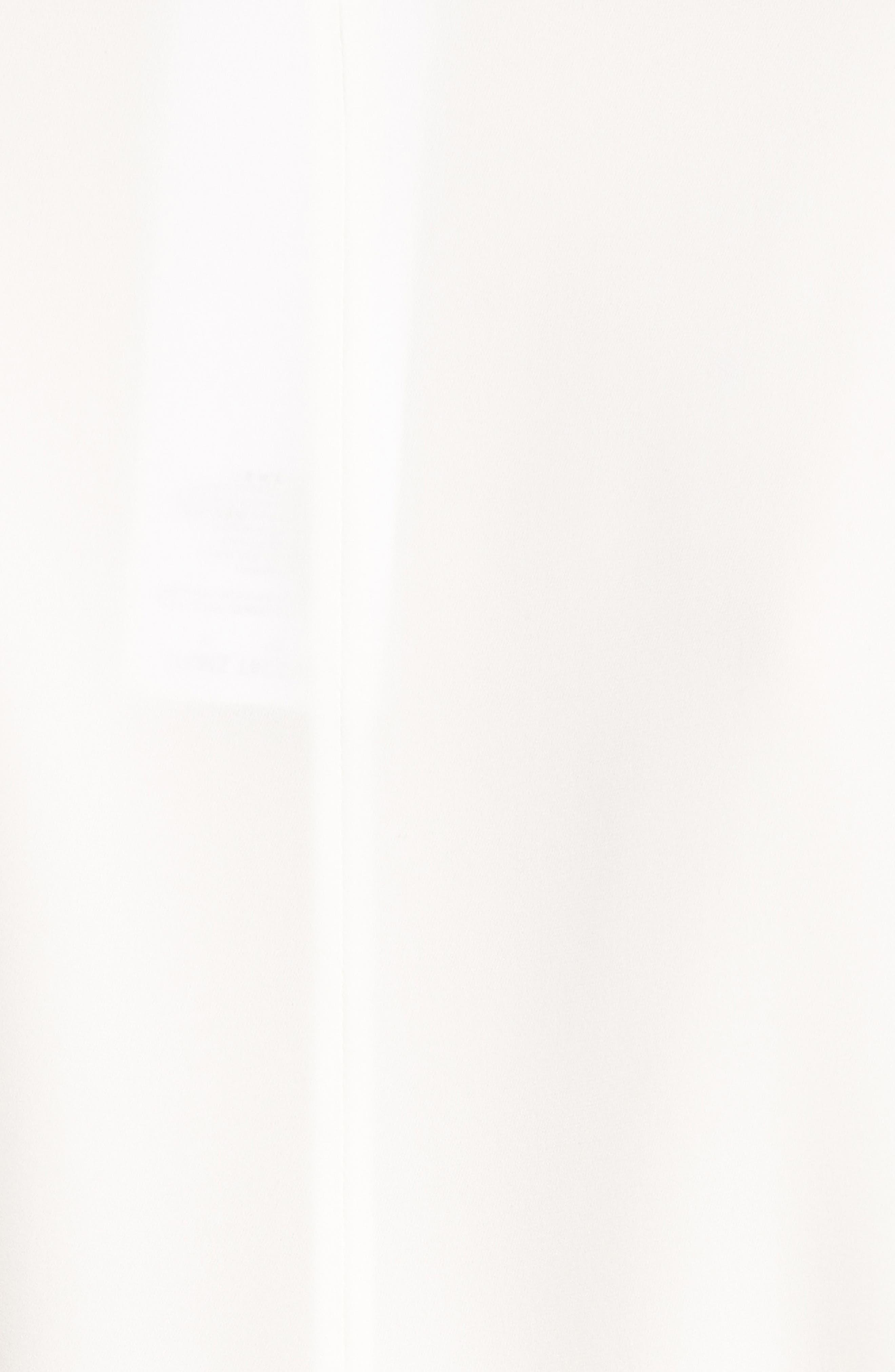 Alternate Image 3  - Armani Collezioni Faux Knot Stretch Silk Charmeuse Top