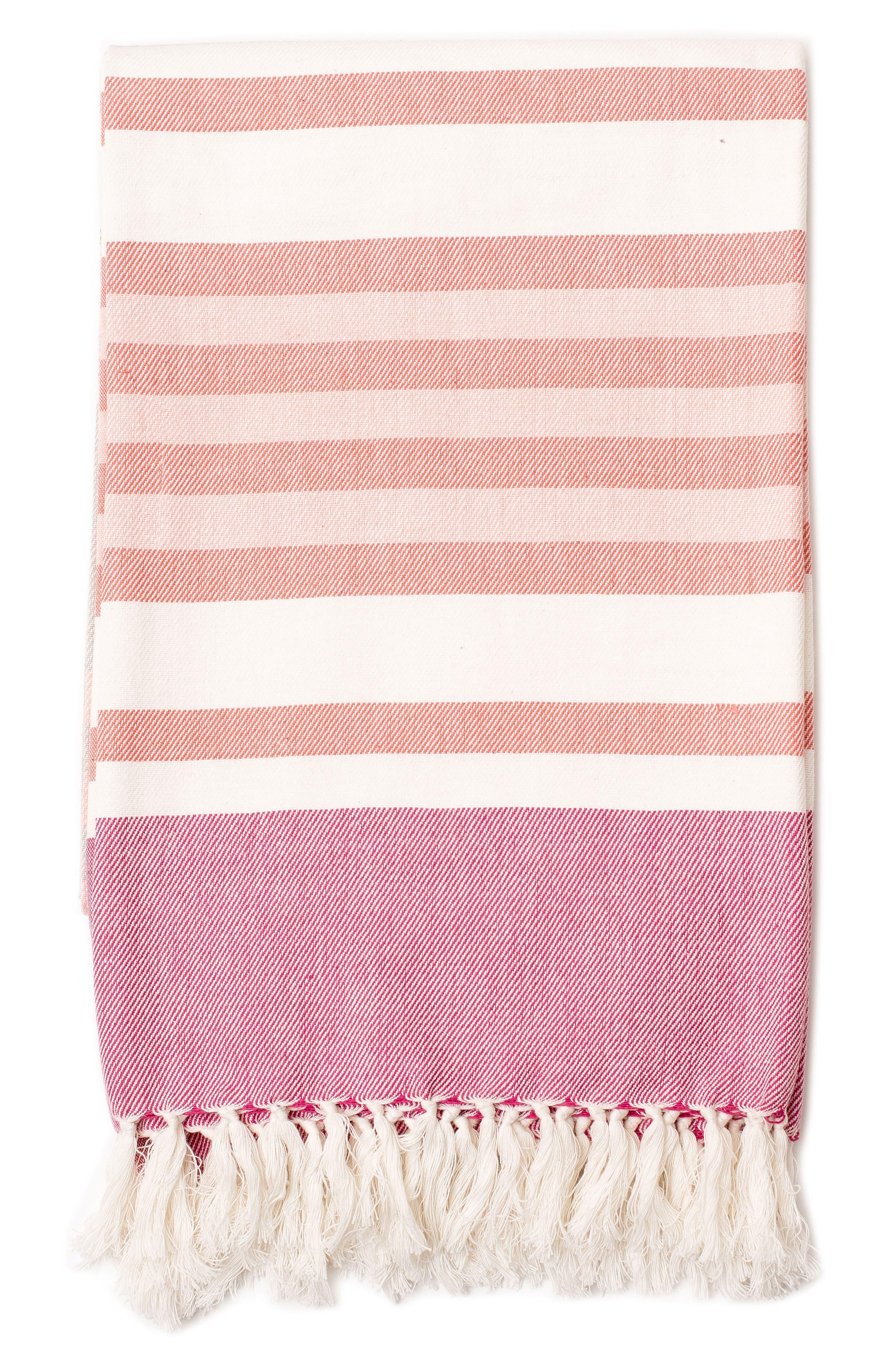 zestt Riley Stripe Throw Blanket