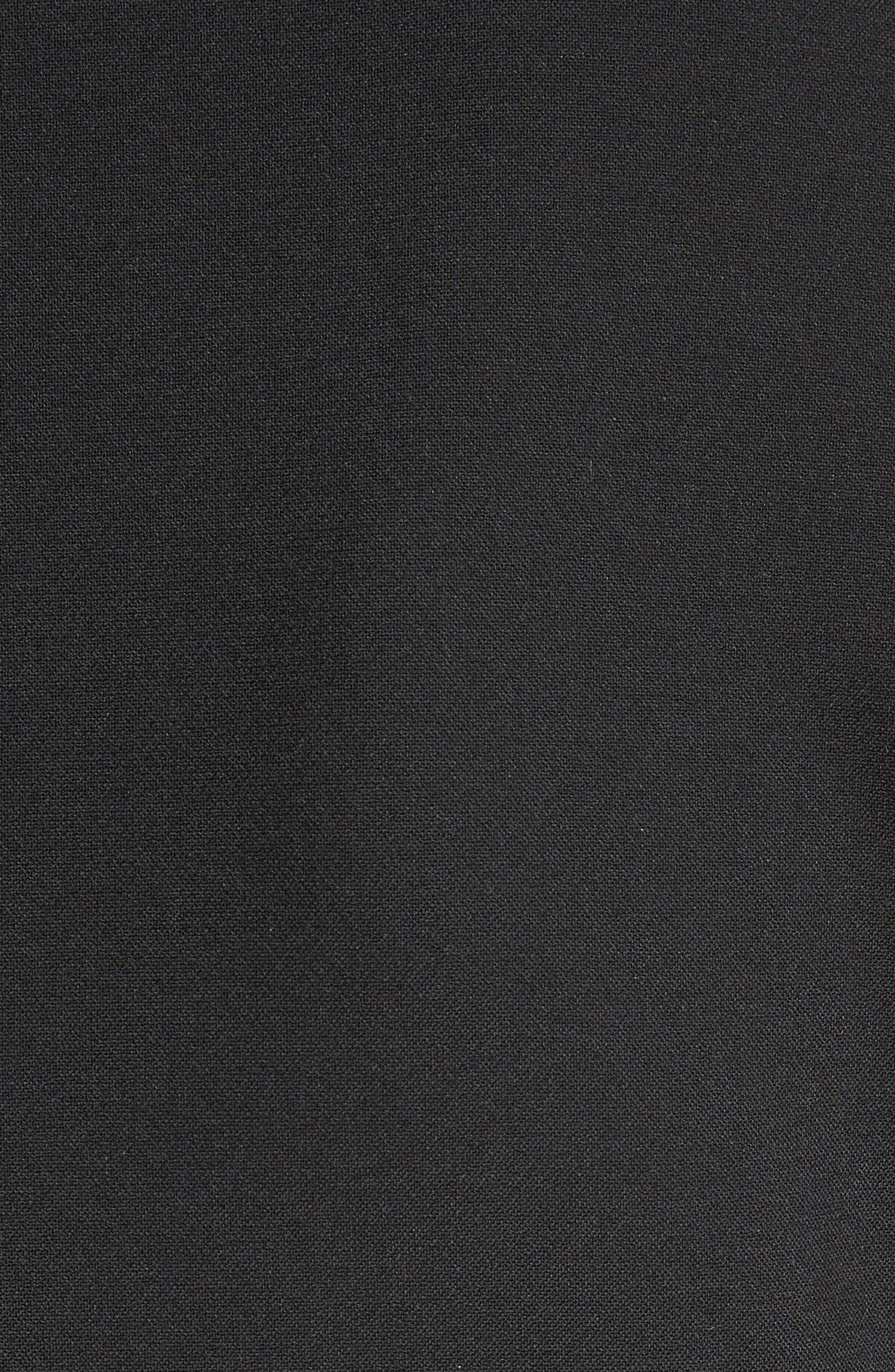 Alternate Image 3  - Versace Collection Bar Detail Cady Jacket