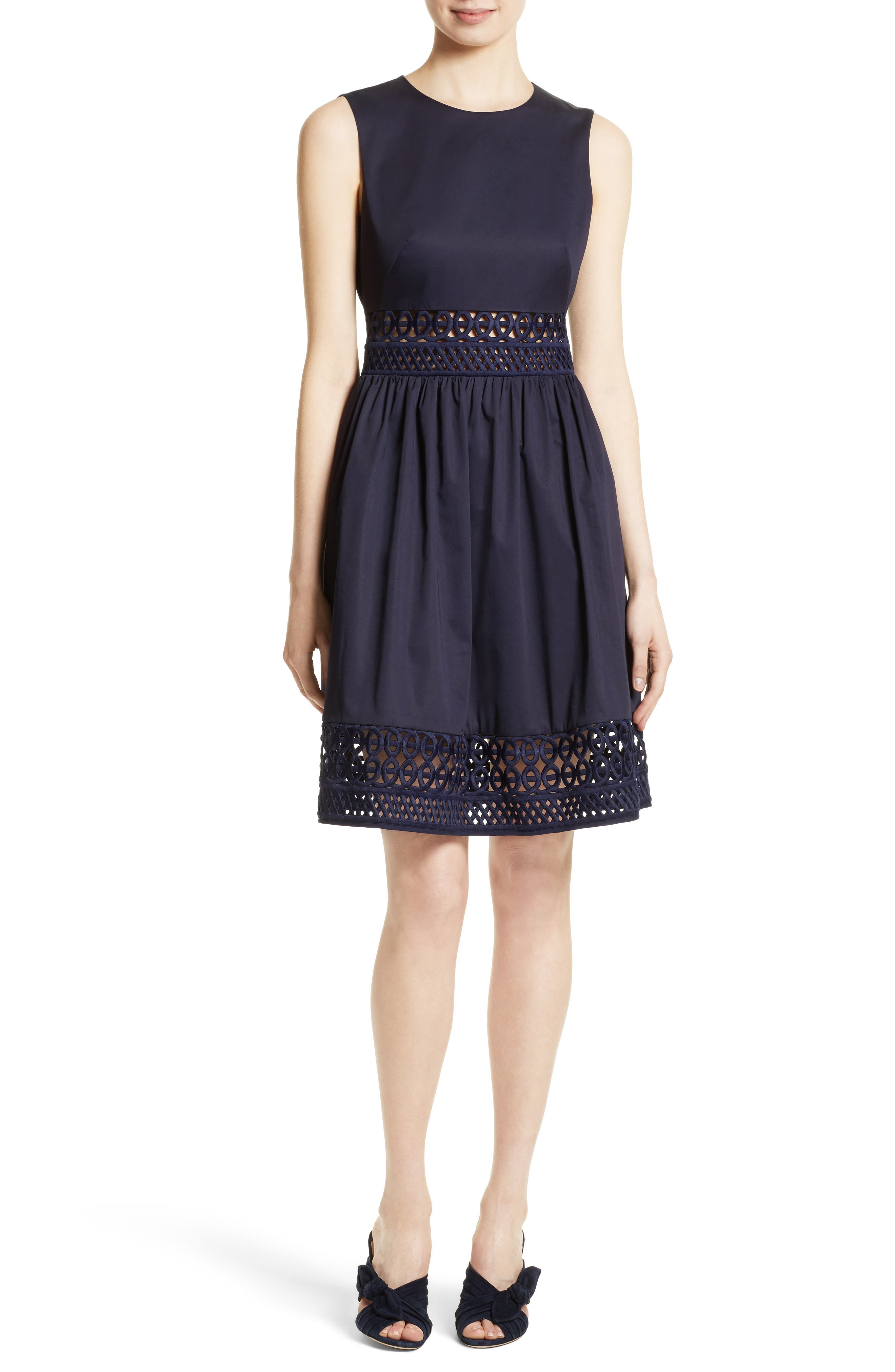 Ted Baker London Dayzey Fit & Flare Dress