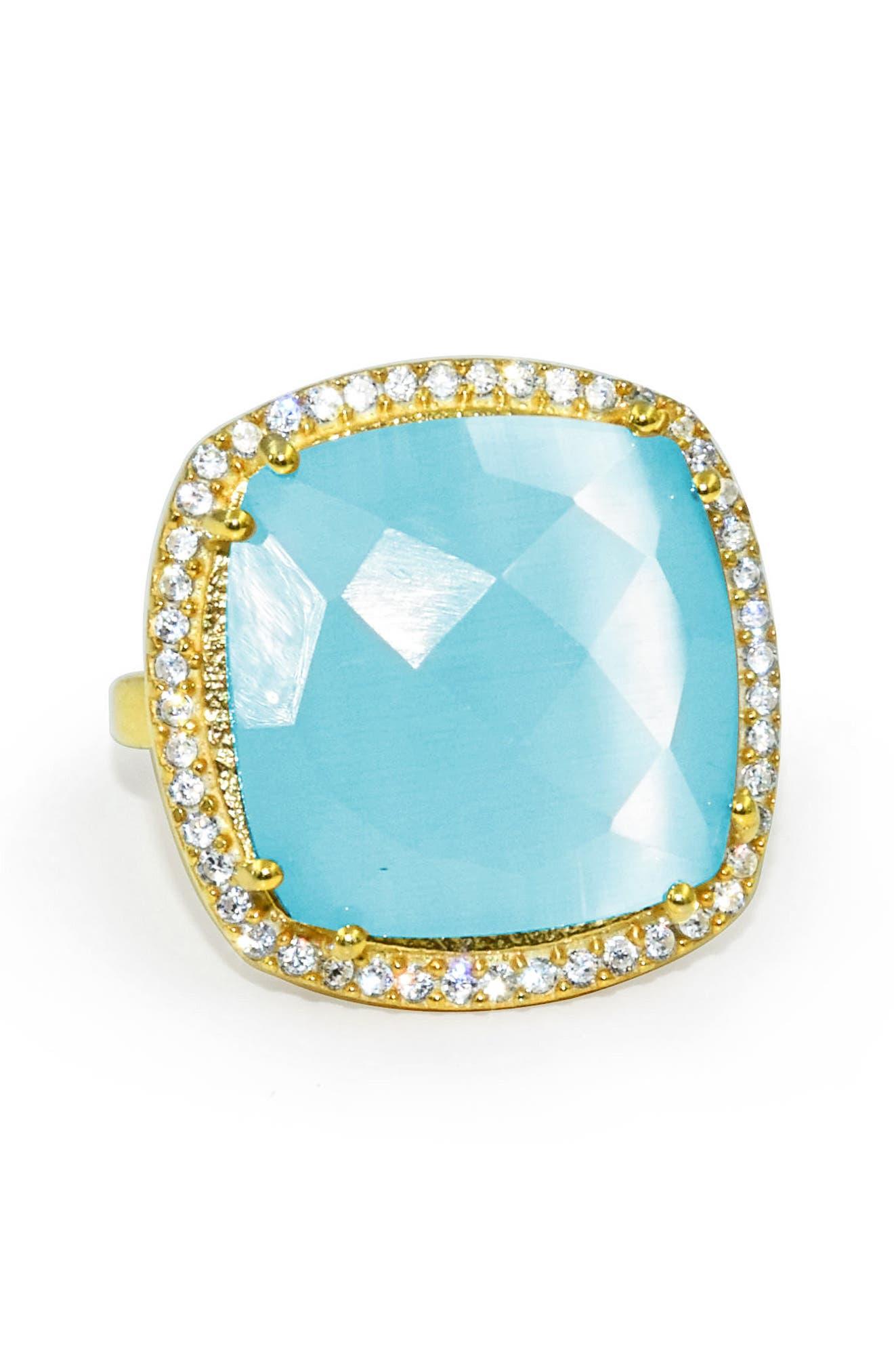 Main Image - Susan Hanover Square Semiprecious Stone Ring