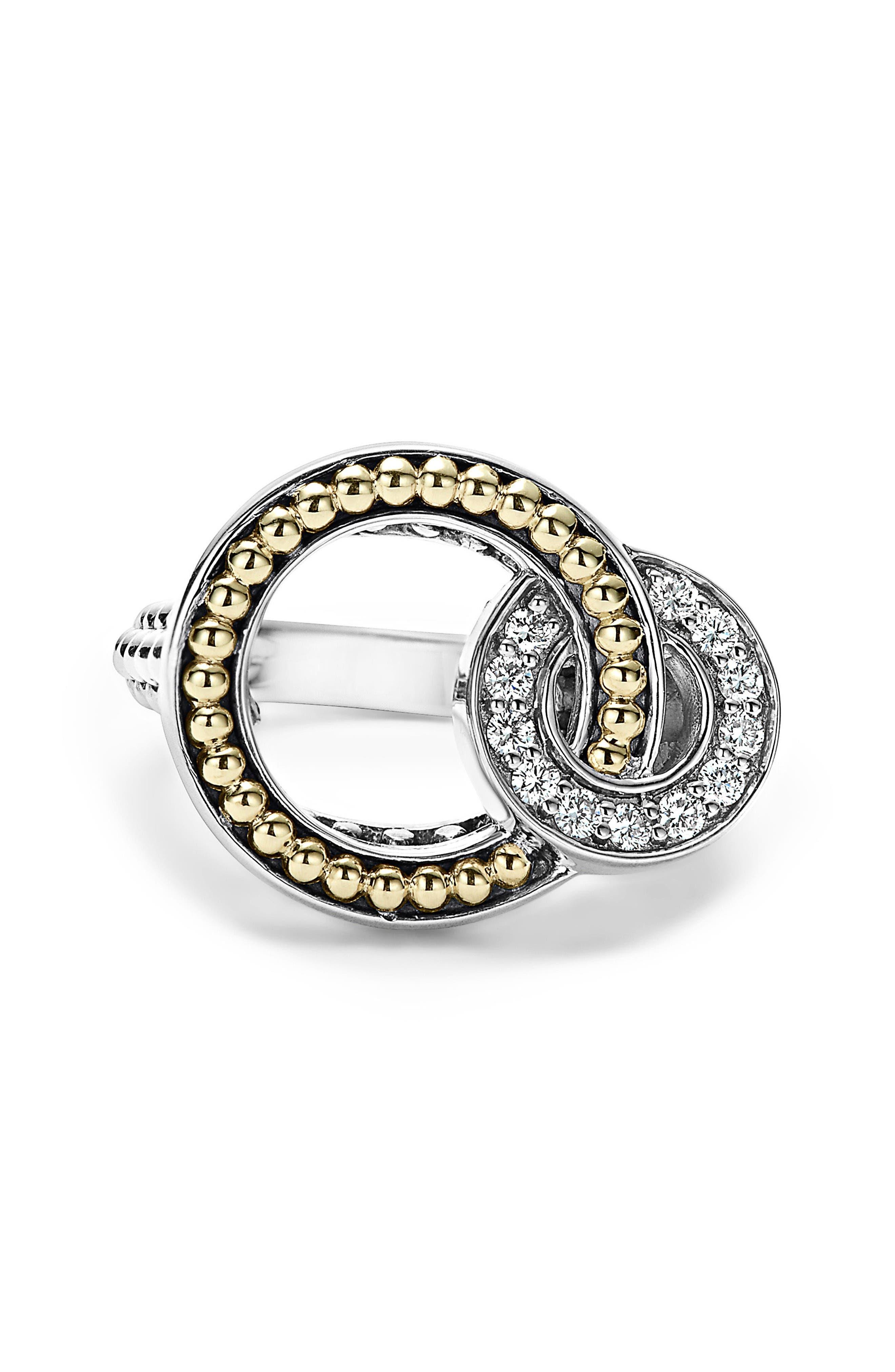 LAGOS Enso Diamond Ring