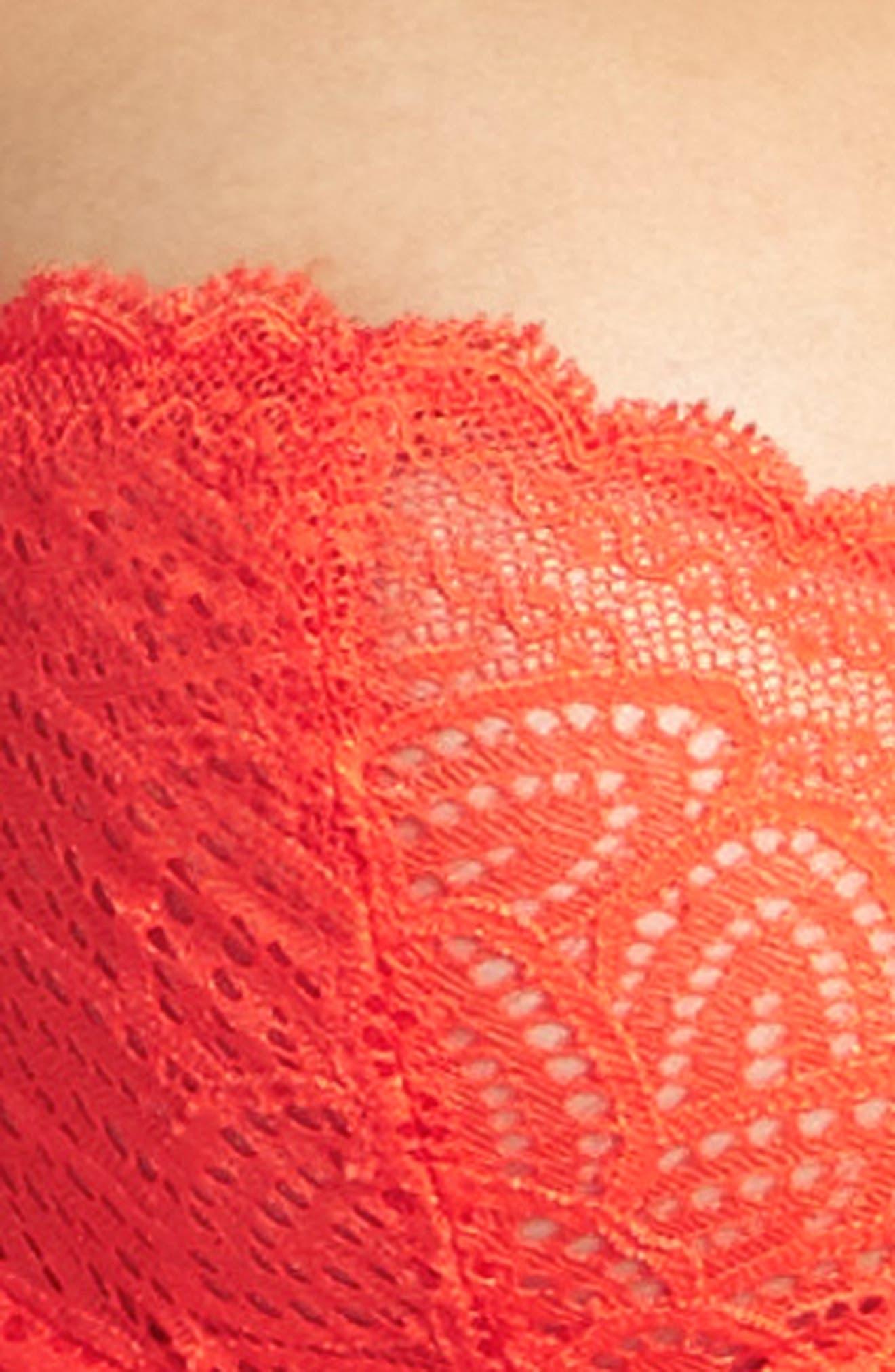 Alternate Image 7  - Chantelle Intimates Merci Underwire Demi Bra