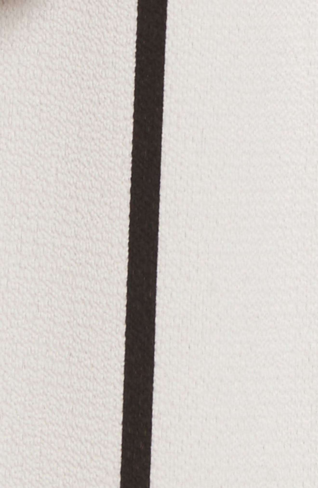 Alternate Image 5  - Socialite Stripe Walk Through Romper