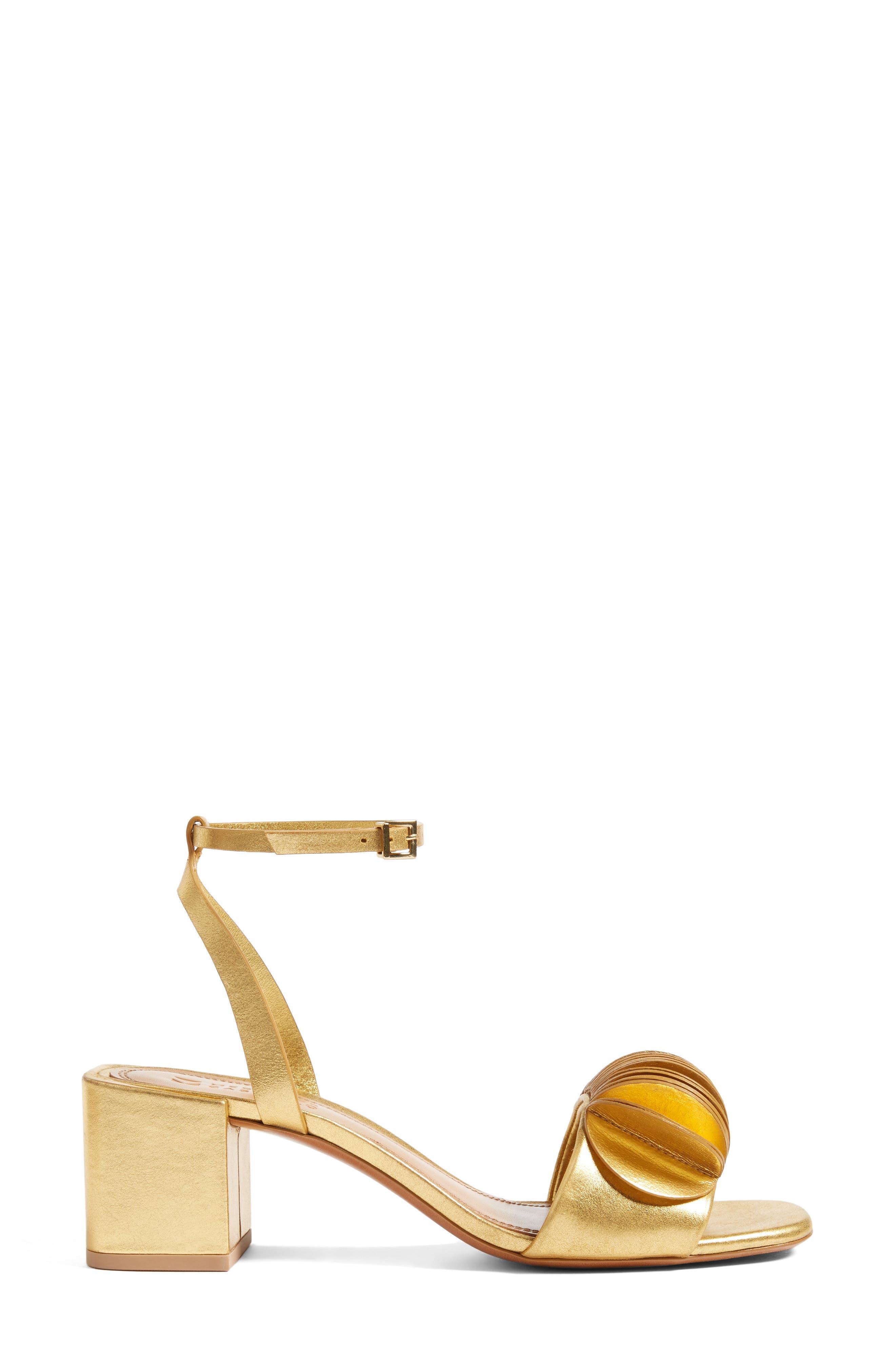 Alternate Image 3  - Mercedes Castillo Riza Block Heel Sandal (Women)