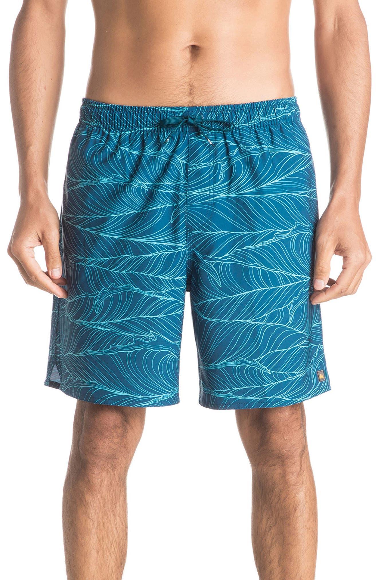 Quiksilver Tres Casas Swim Shorts
