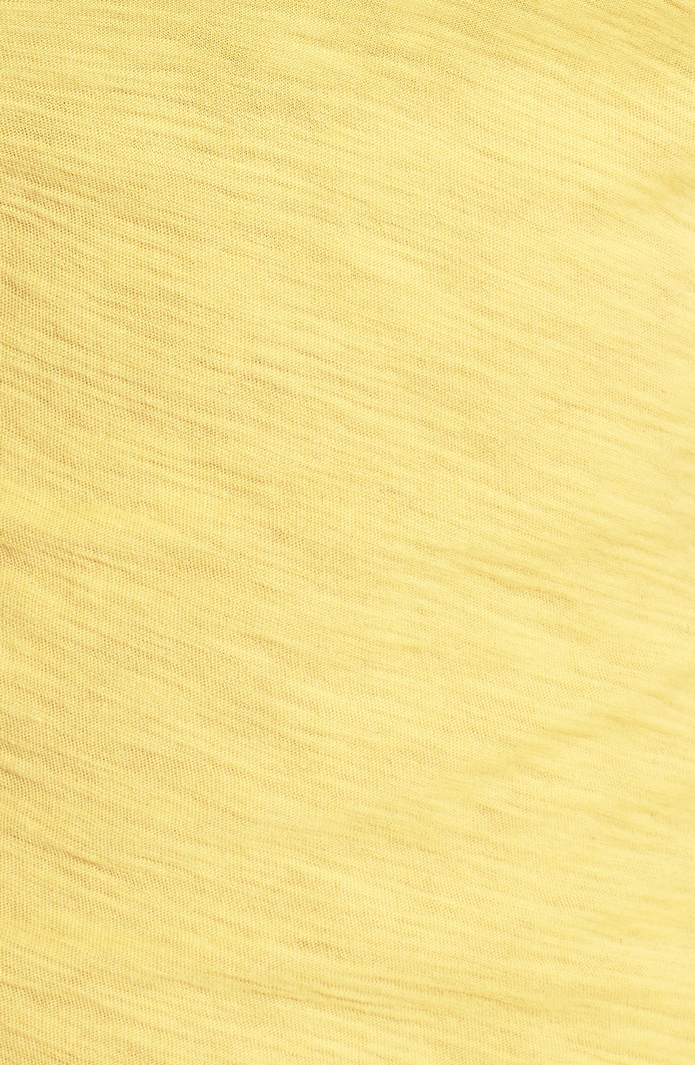 Alternate Image 5  - James Perse Slub Cotton V-Neck Tee