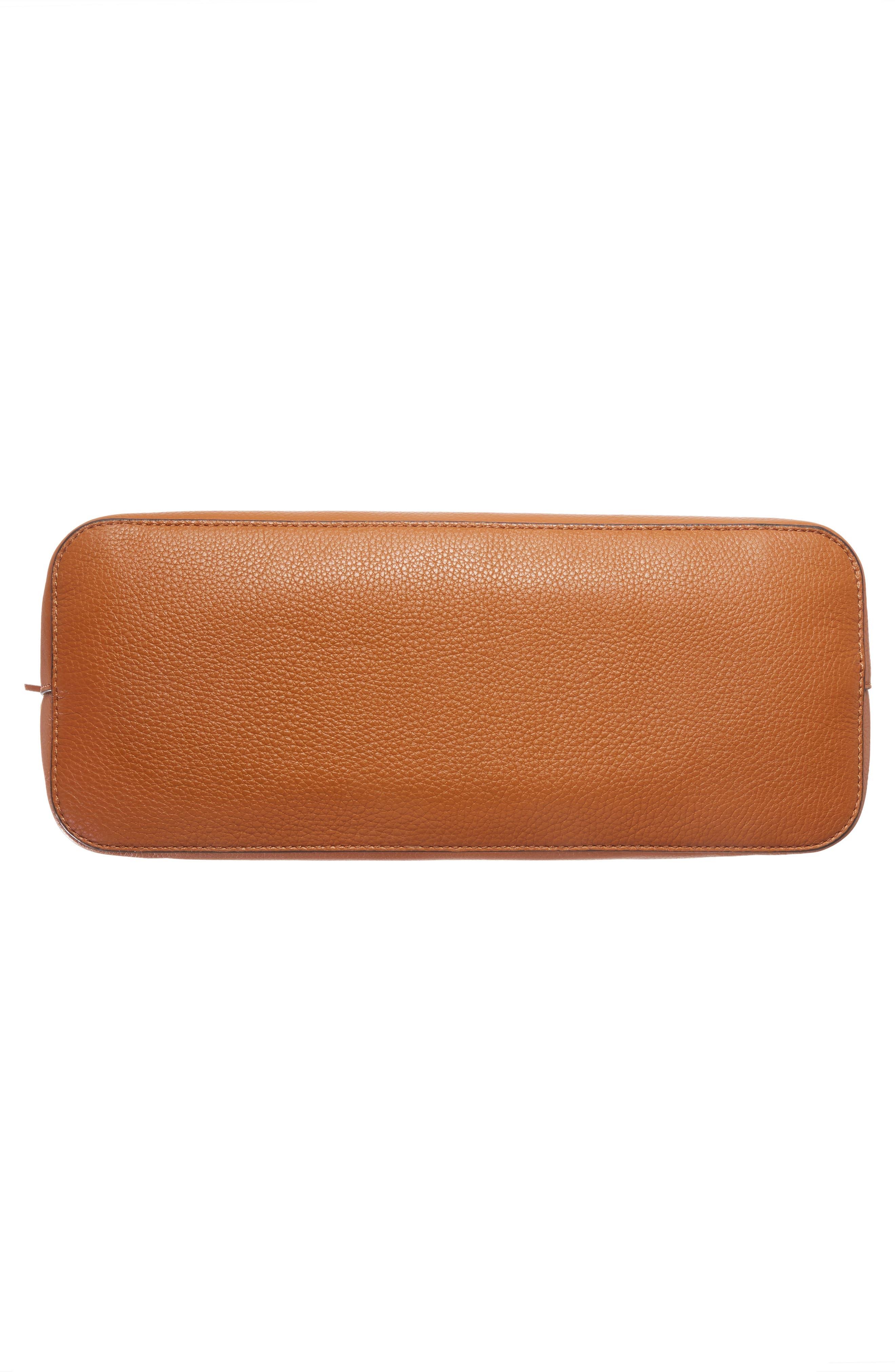 Alternate Image 5  - Tory Burch Taylor Leather Satchel