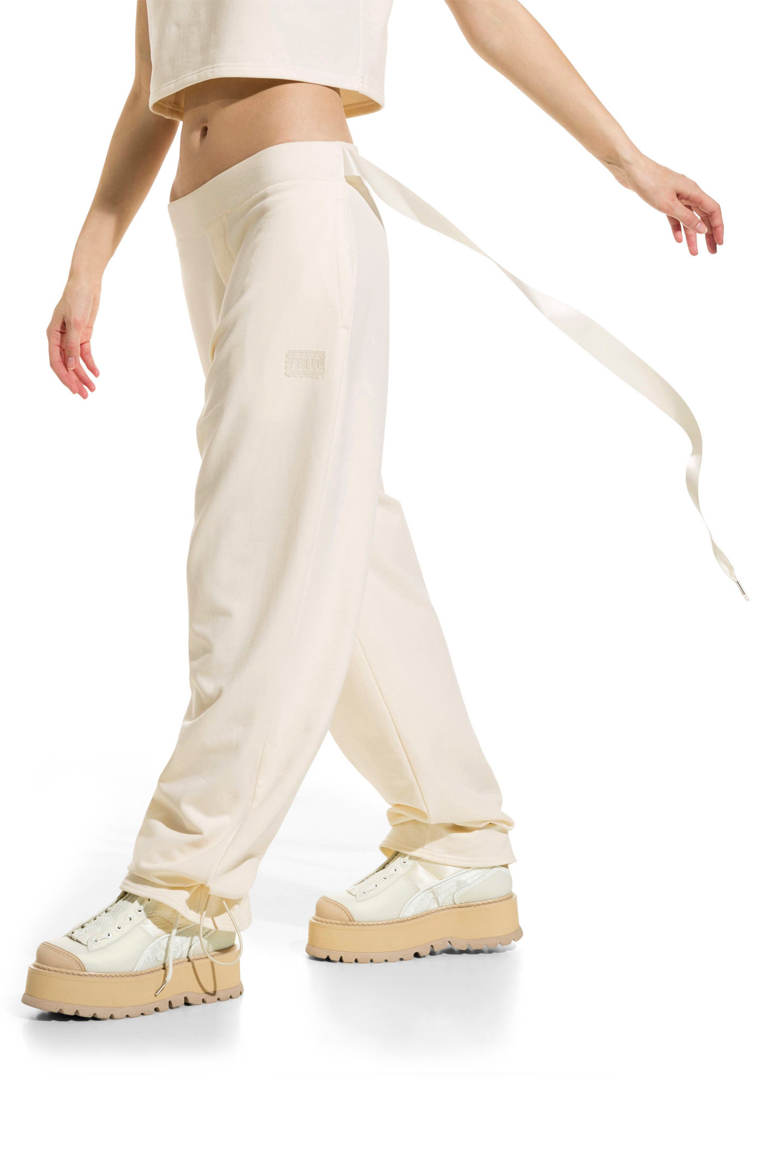 Alternate Image 4  - FENTY PUMA by Rihanna Gathered Ankle Sweatpants