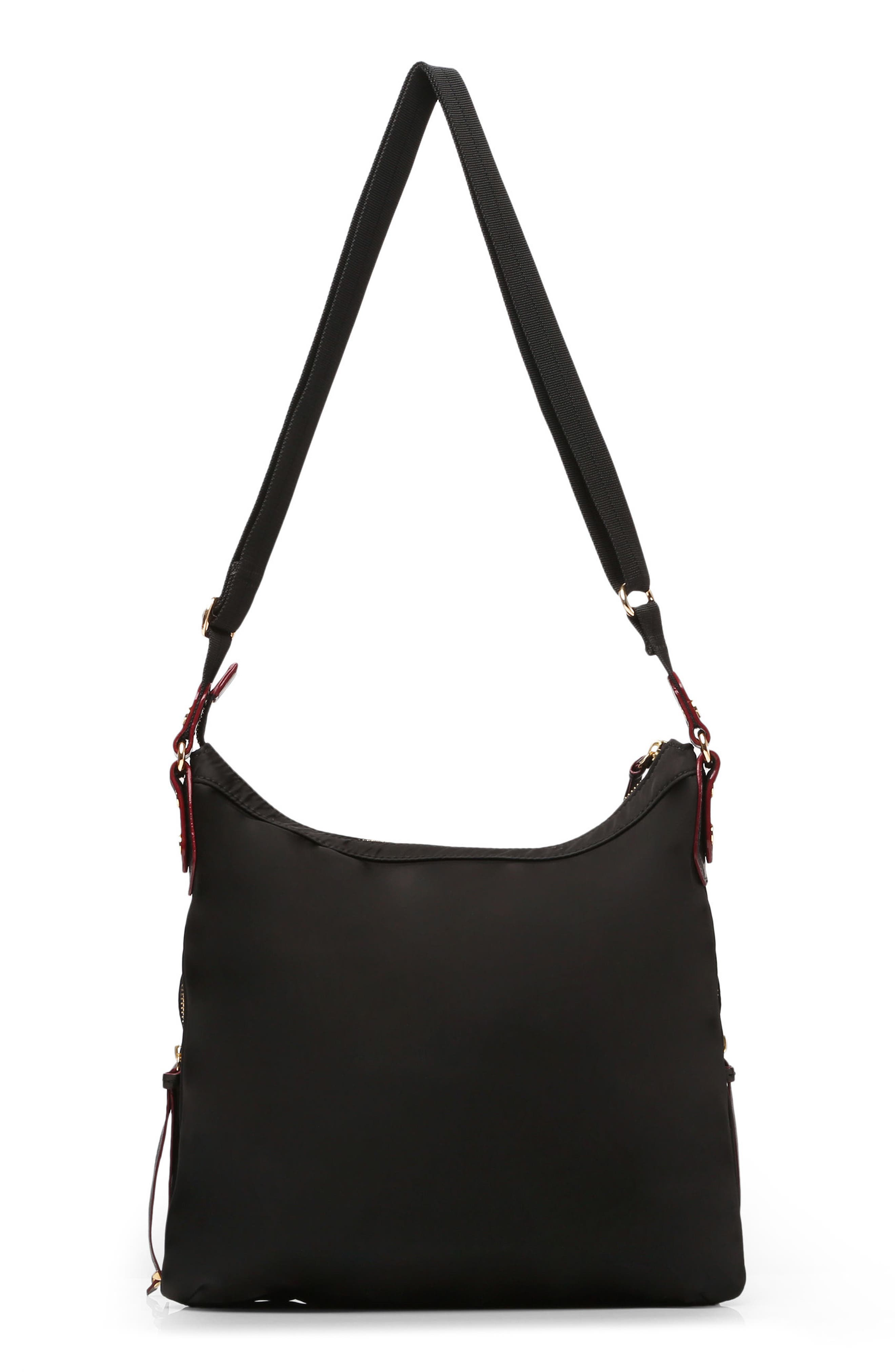 Alternate Image 5  - MZ Wallace 'Mia' Bedford Nylon Crossbody Bag